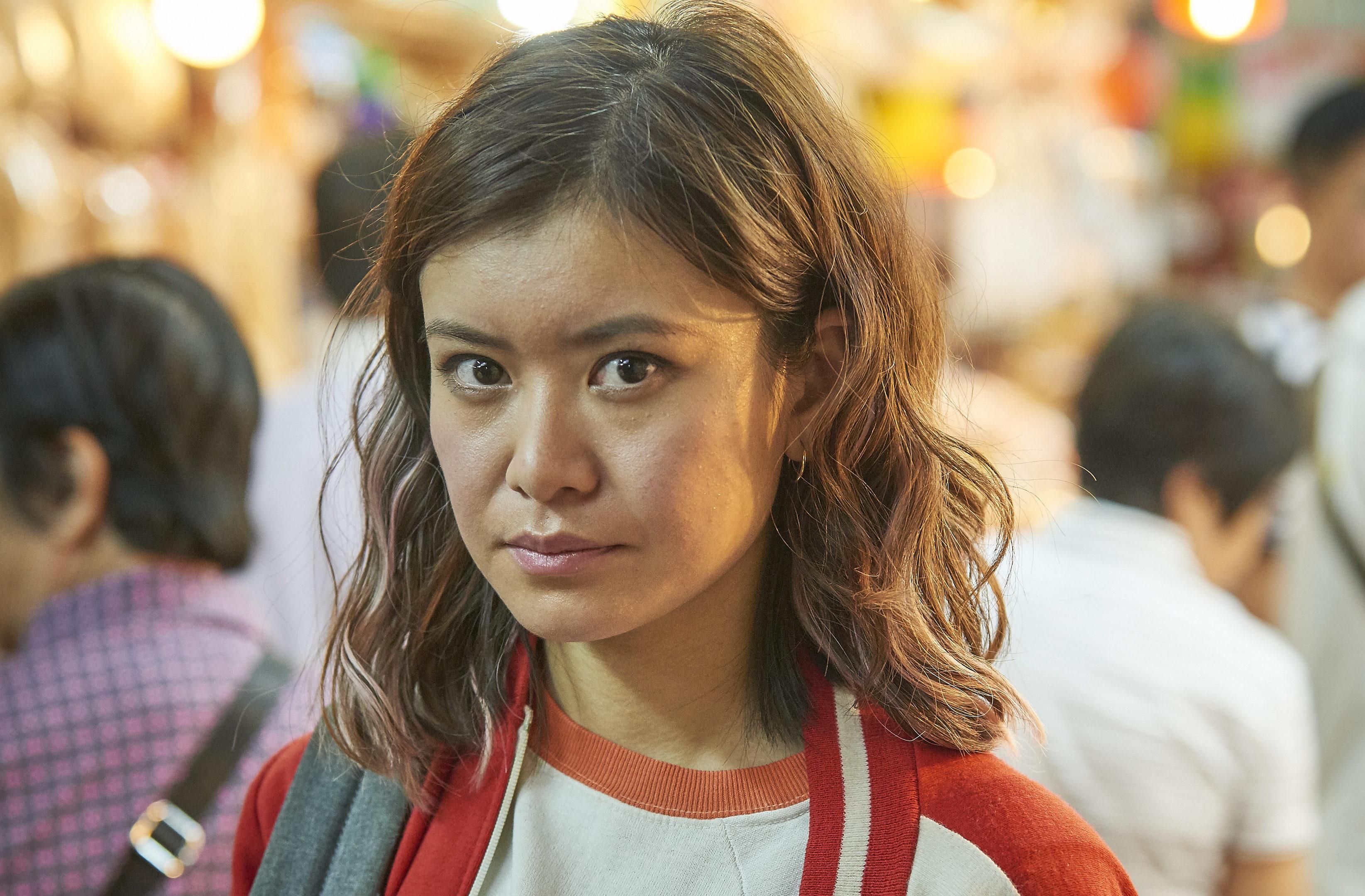 Katie Leung bonnie wright
