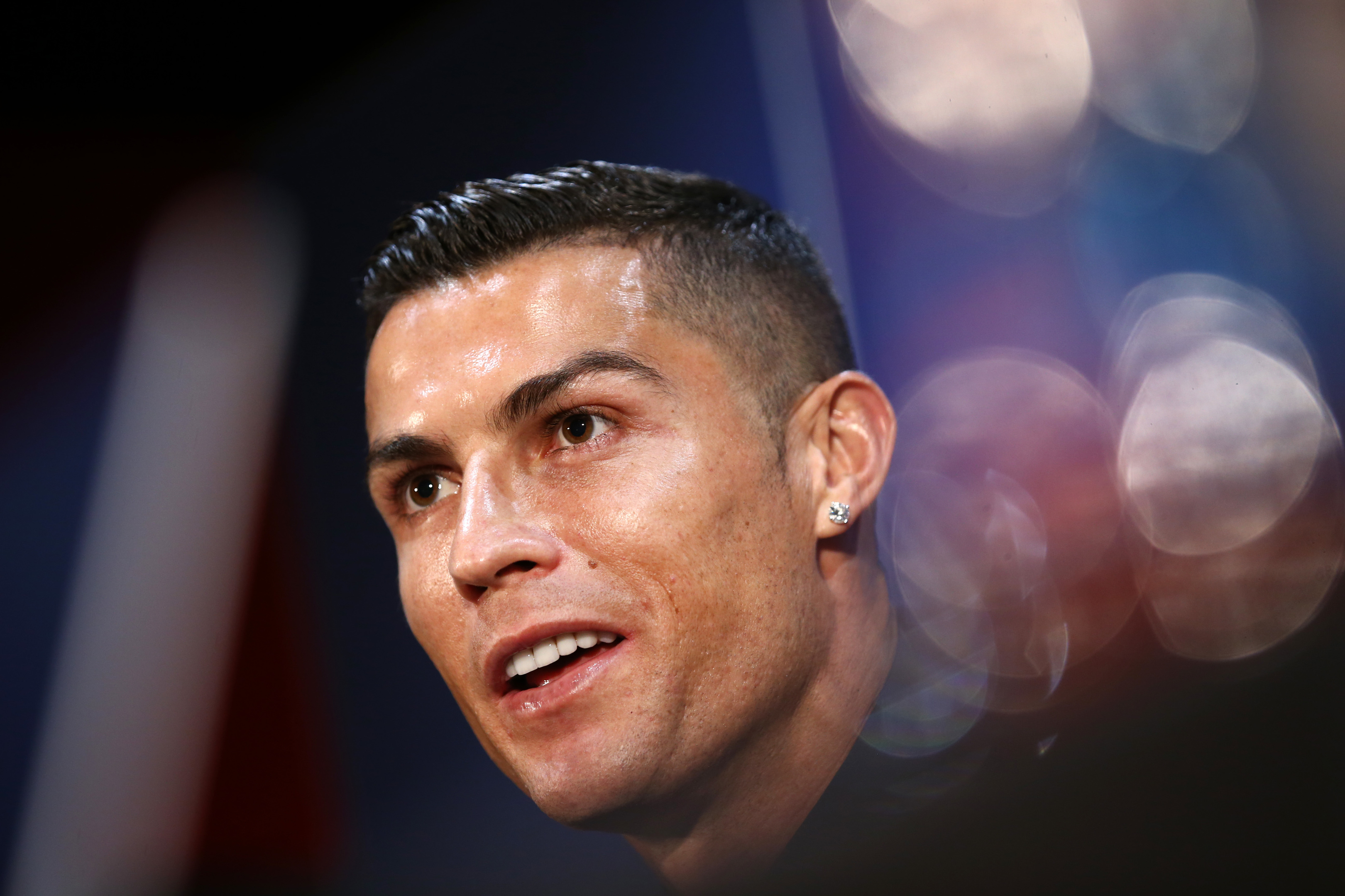 Cristiano Ronaldo (Jan Kruger/Getty Images)