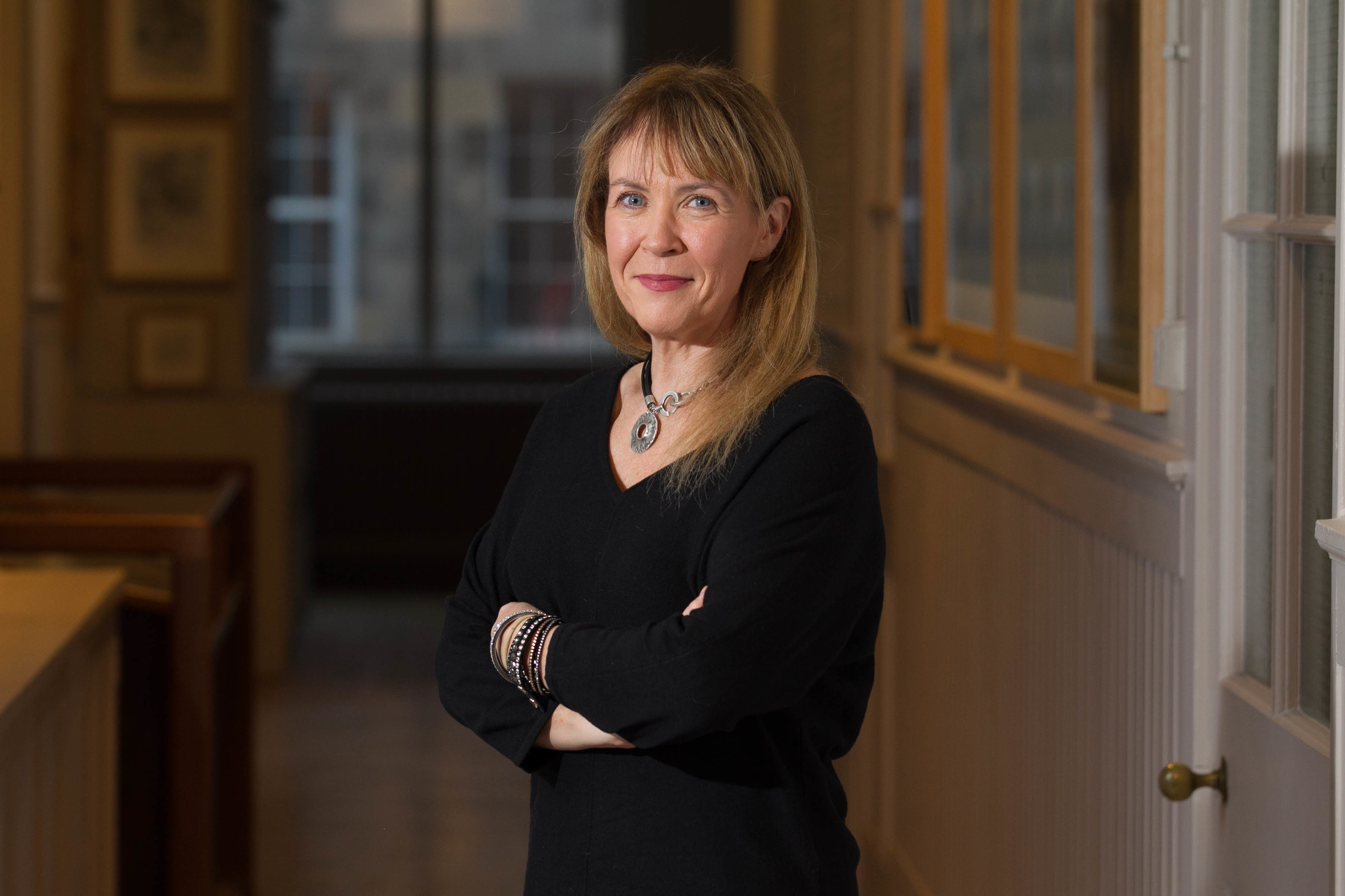 Karyn McCluskey, Head of Community Justice Scotland (Chris Austin / DC Thomson)
