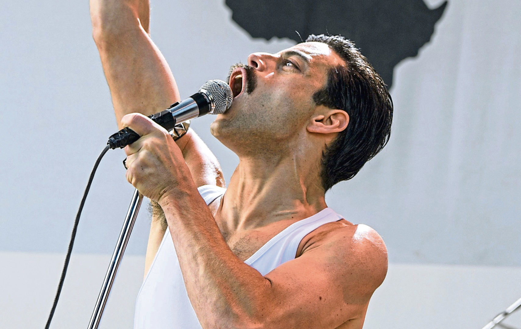 Rami Malek as Freddie Mercury (Allstar/NEW REGENCY PICTURES)