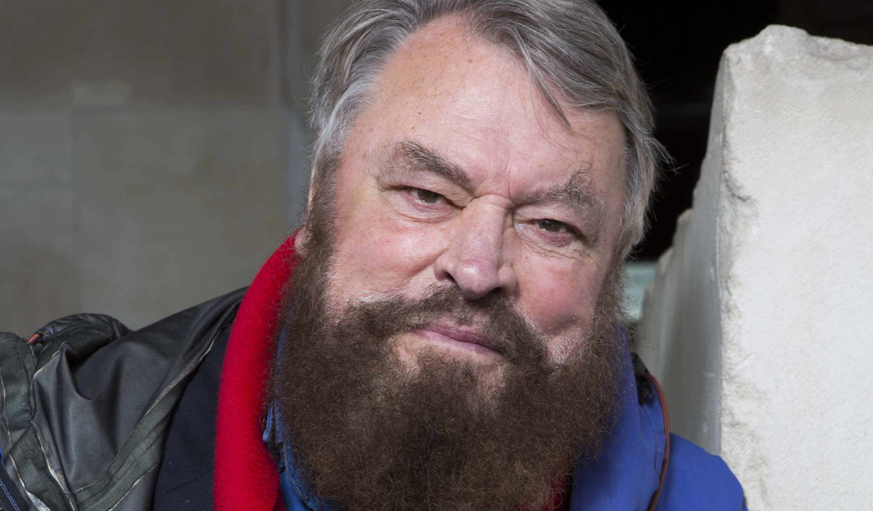Brian Blessed in Who Do You Think You Are? (BBC)