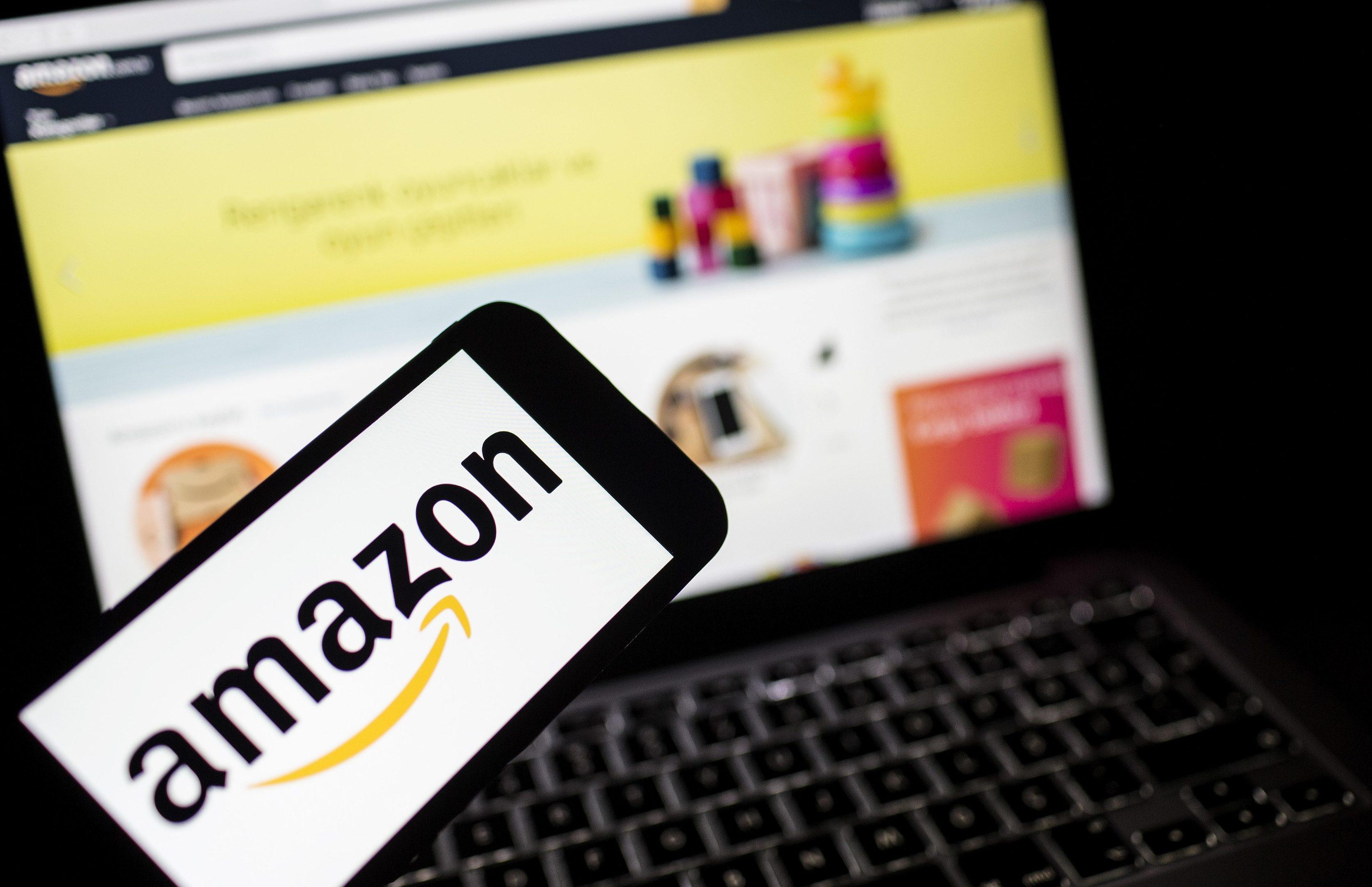 Amazon (Ali Balikci/Anadolu Agency/Getty Images)