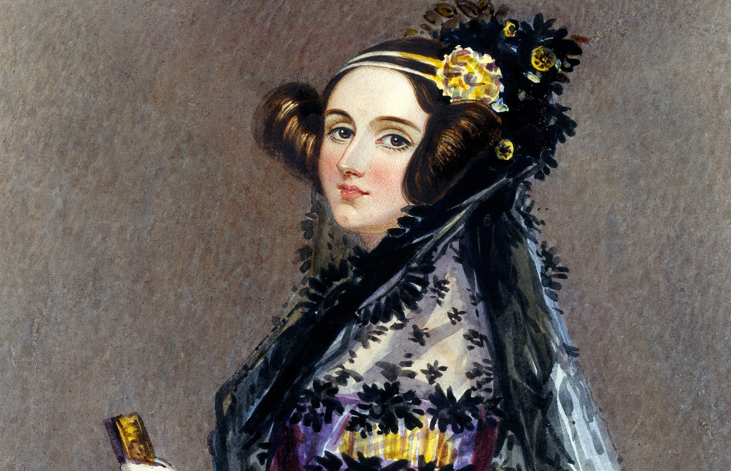 Ada Lovelace (Wikimedia Commons)