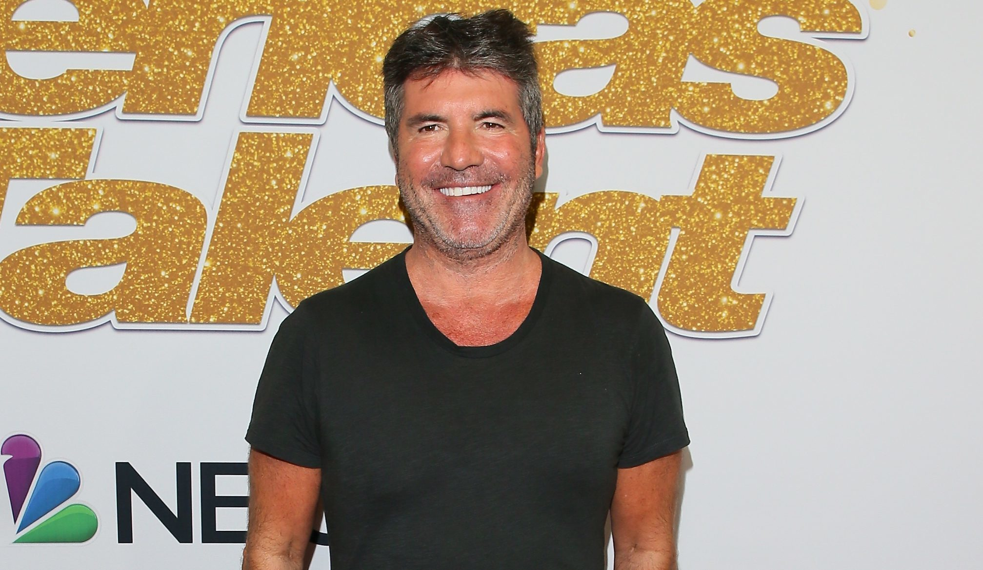 """Simon Cowell attends """"America's Got Talent"""" Season 13 Live Show Red Carpet in Los Angeles, California. (JB Lacroix/GettyImages)"""