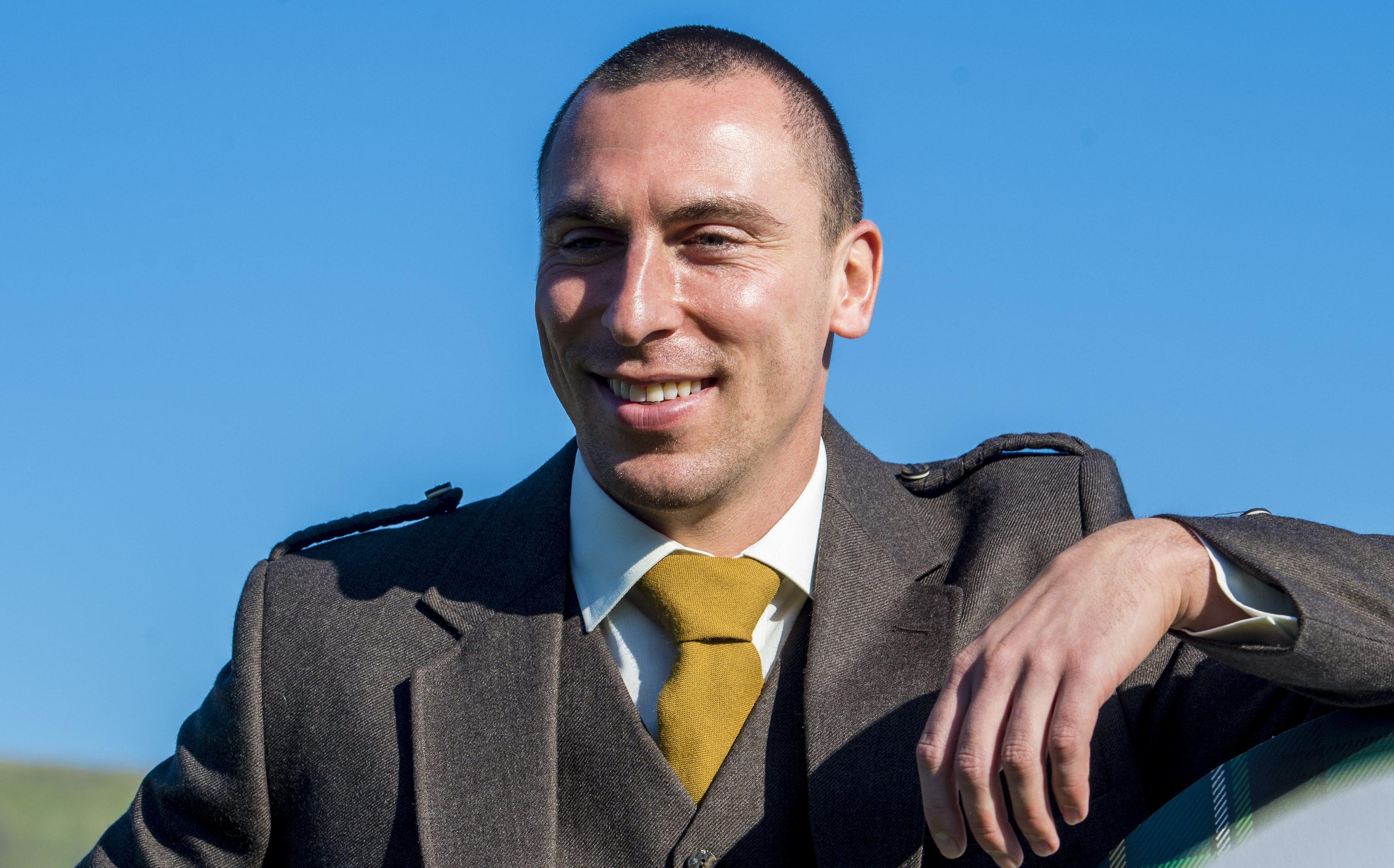 Celtic captain Scott Brown (SNS Group / Ross MacDonald)