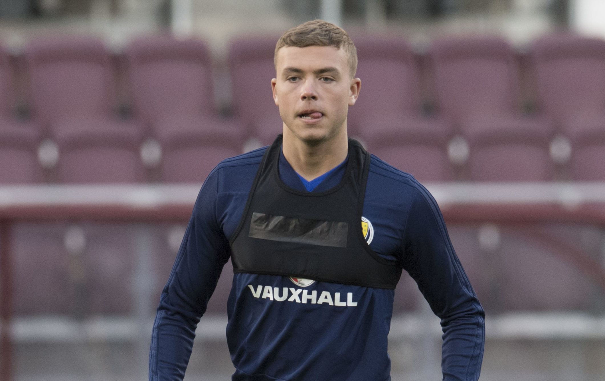 Hibs youngster Ryan Porteous (SNS Group)