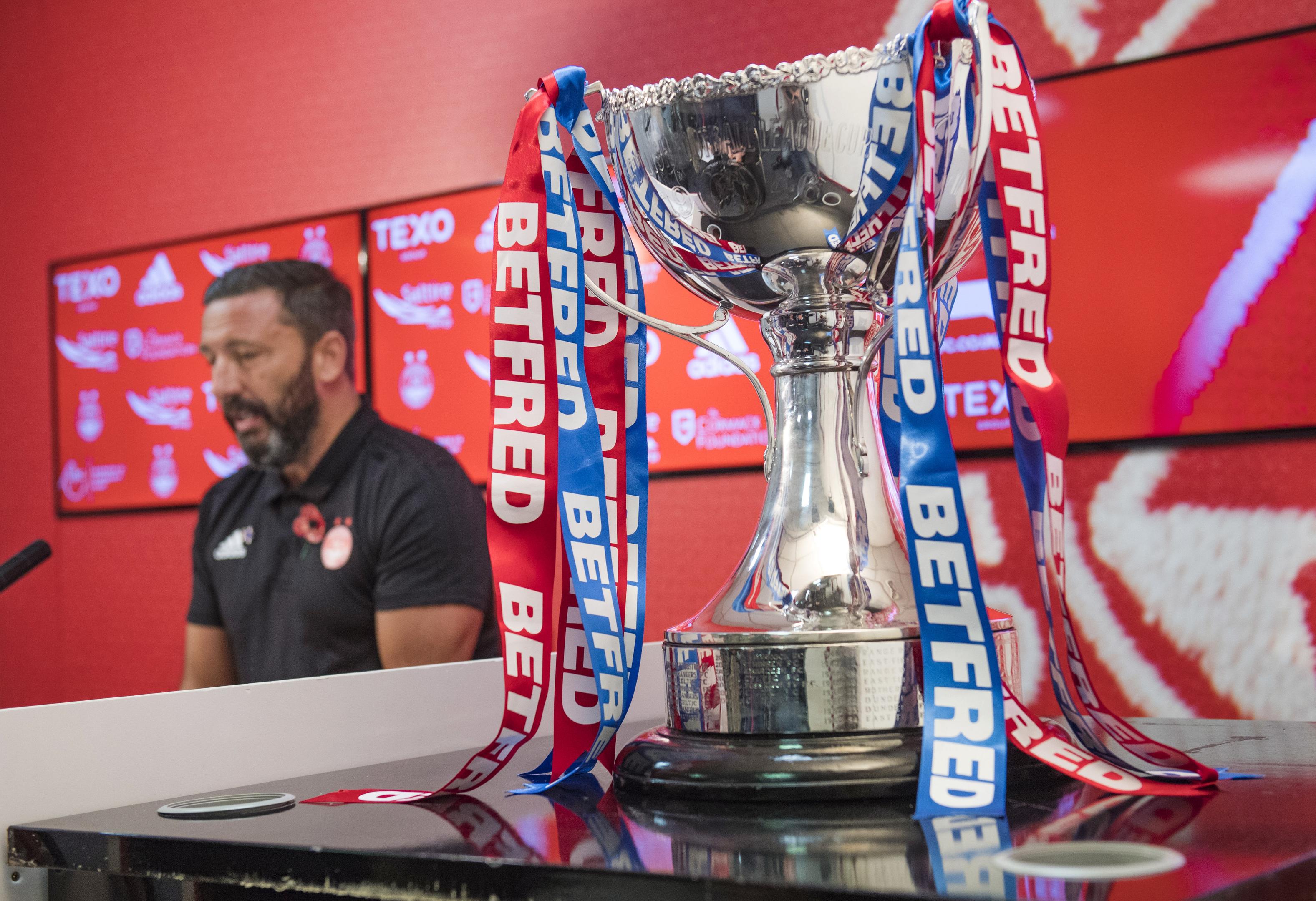 Aberdeen manager Derek McInnes (SNS Group / Gary Hutchison)