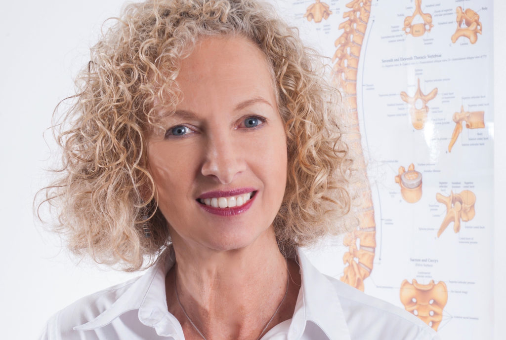 Osteopath with chronic pain found a 'miracle' cure to start living again