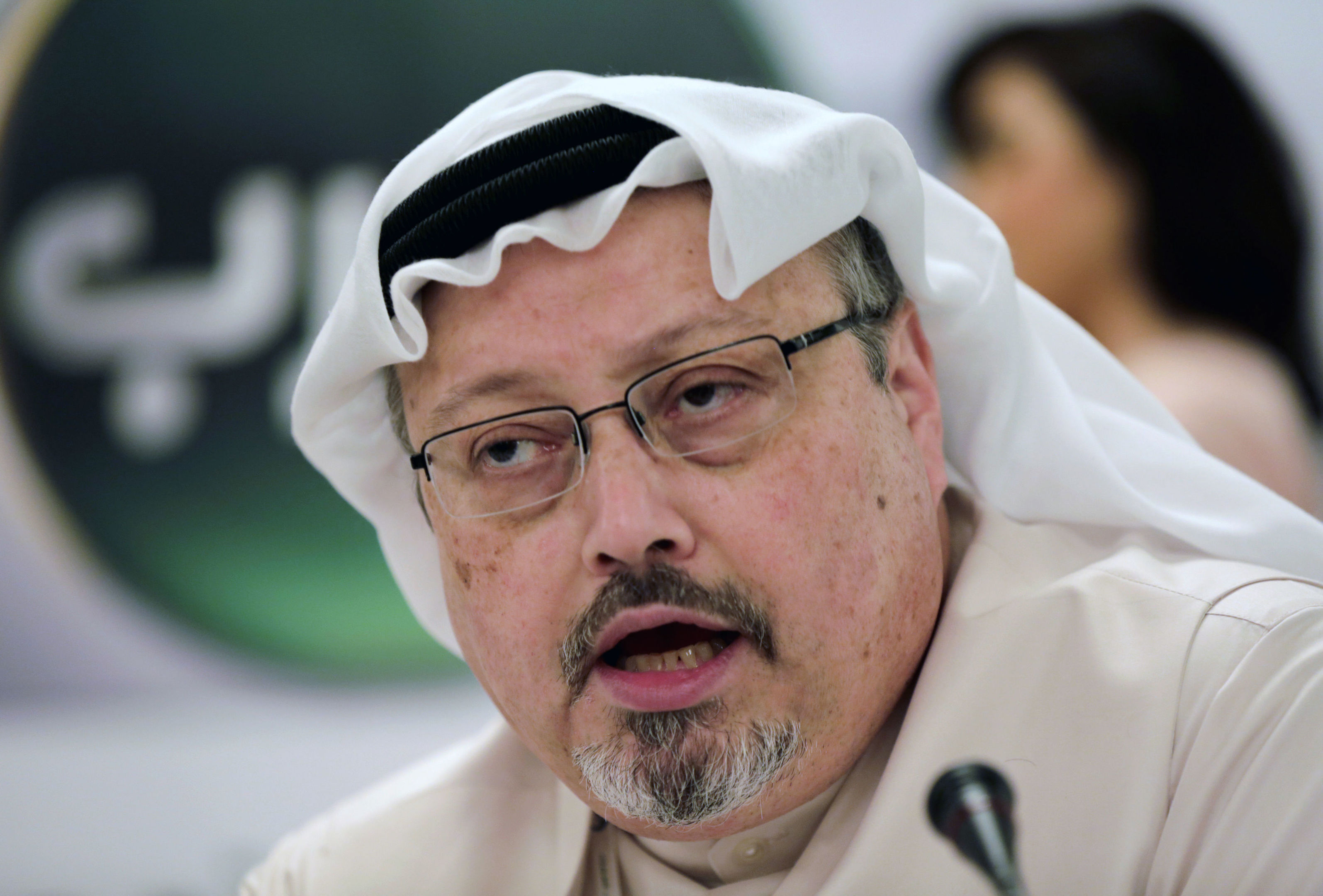 Saudi journalist Jamal Khashoggi (AP Photo/Hasan Jamali, File)