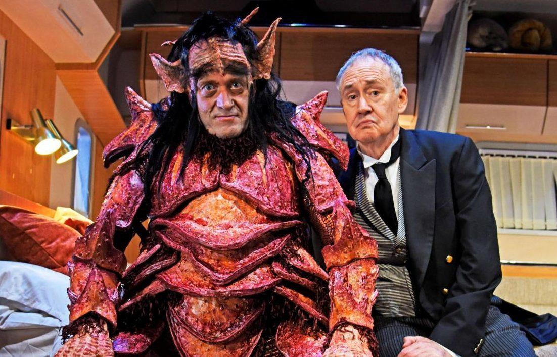 Ade Edmondson and Nigel Planer starring in Vulcan 7 (Nobby Clark)