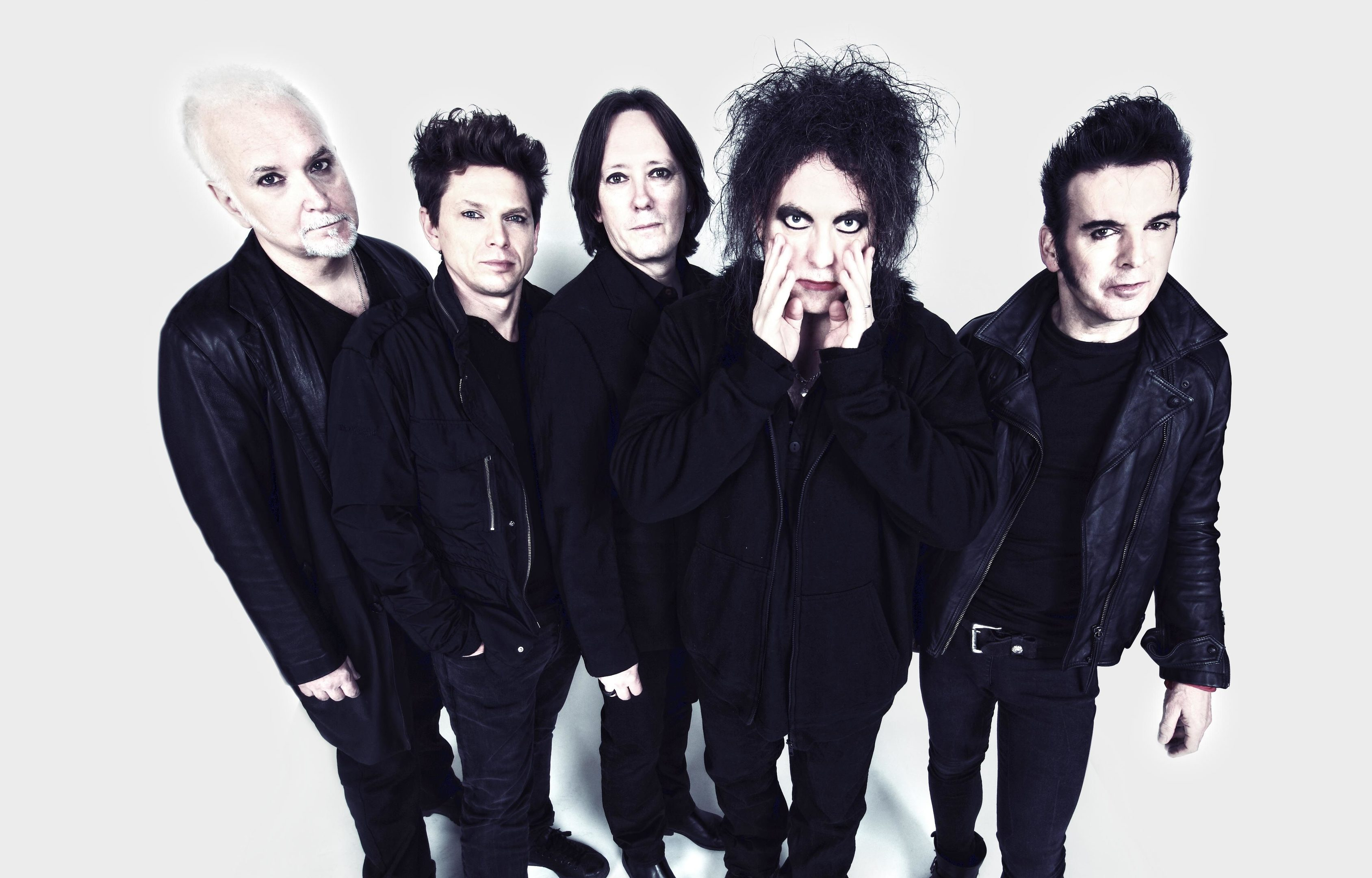 The Cure are heading to Glasgow next summer (Andy Vella)