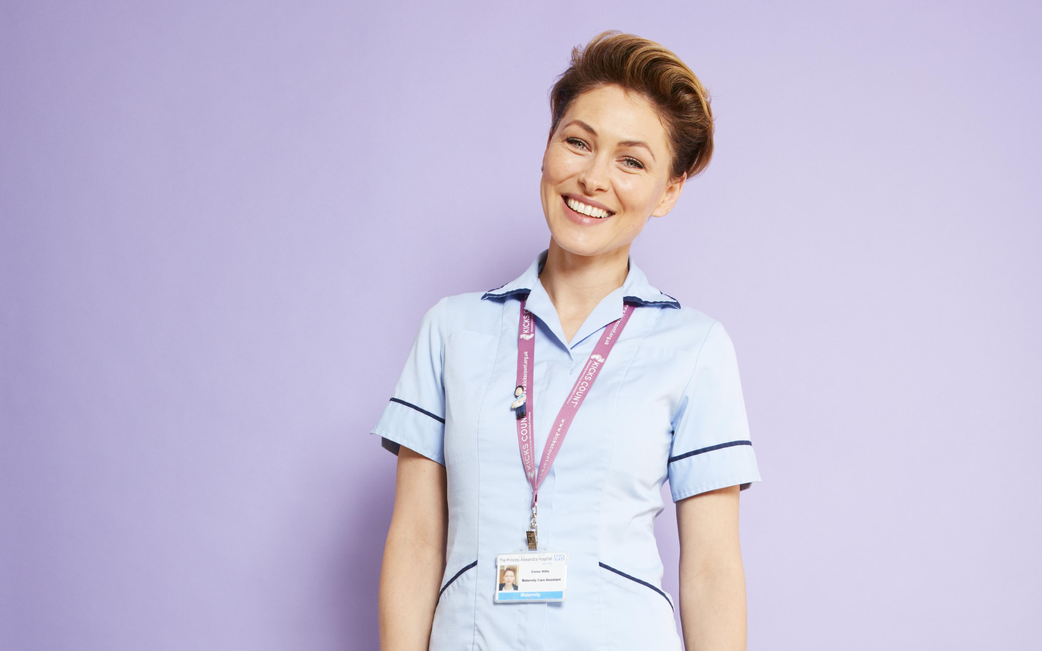 Emma Willis (UKTV / Jonathan Ford)