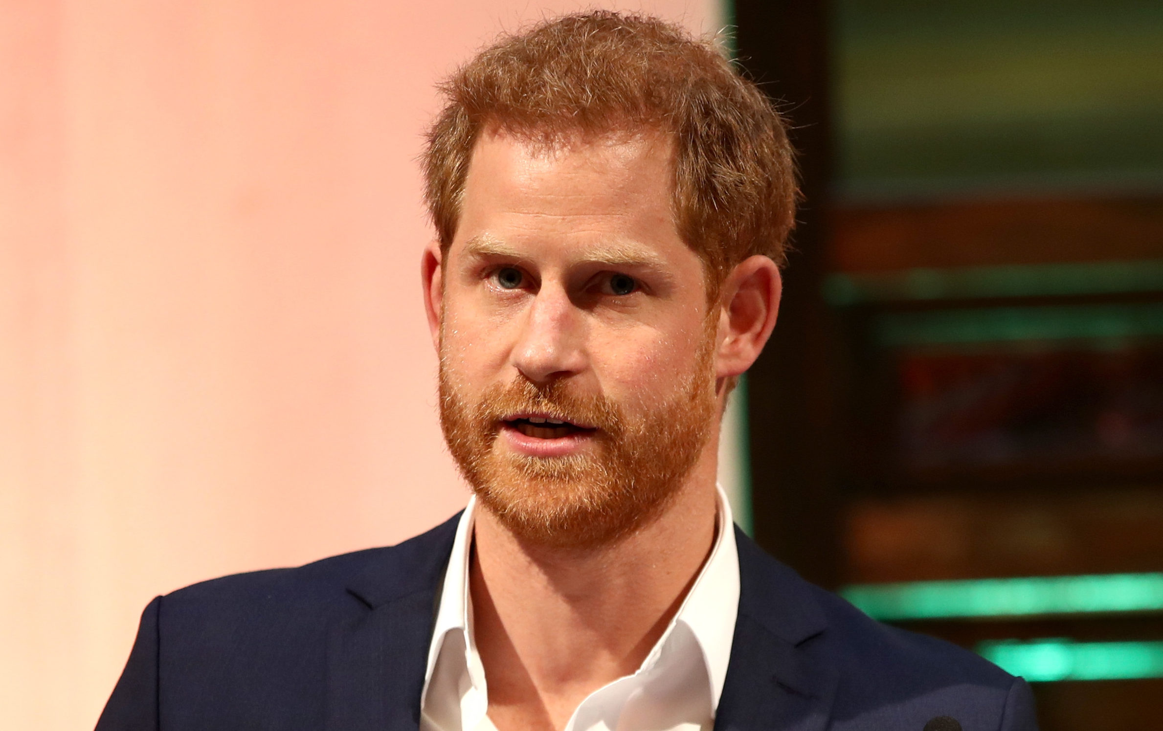 Prince Harry, Duke of Sussex (Pool/Getty Images)