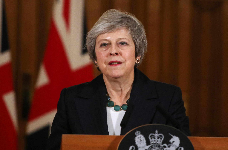 Theresa May (Ian Vogler - WPA Pool/Getty Images)