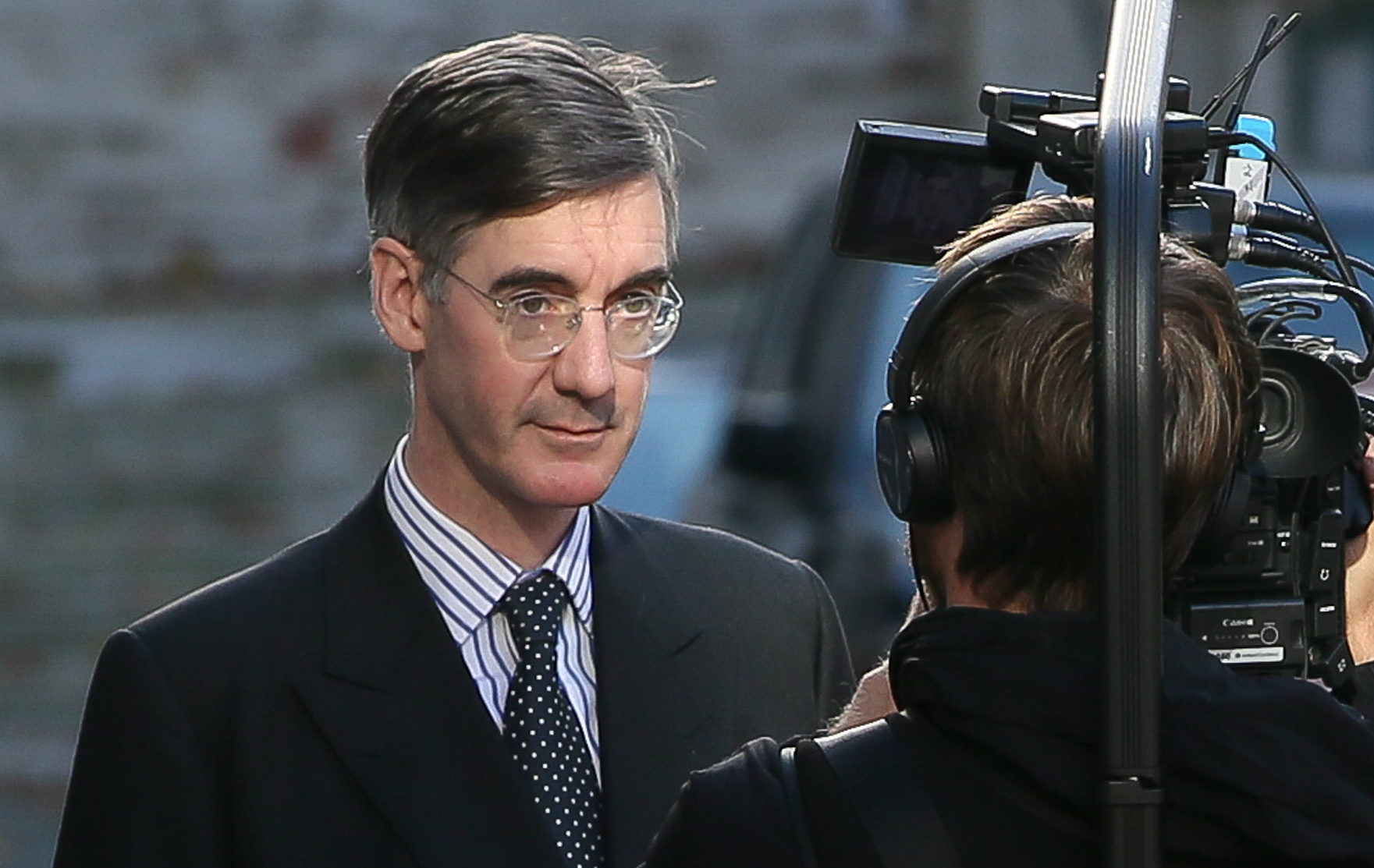 Jacob Rees-Mogg (Ian Lawrence X/Getty Images)