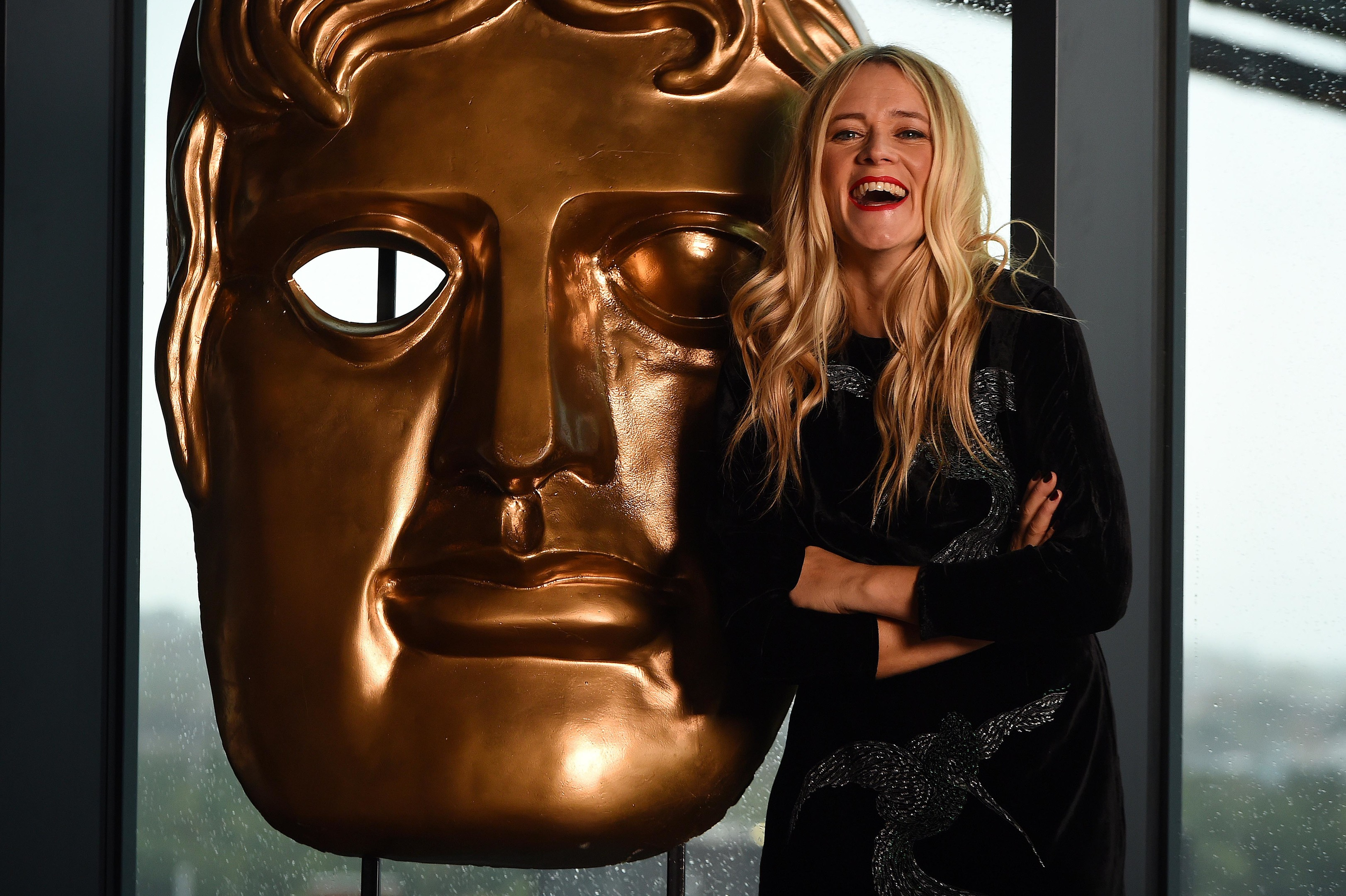 Edith Bowman (Andy Buchanan / BAFTA Scotland)