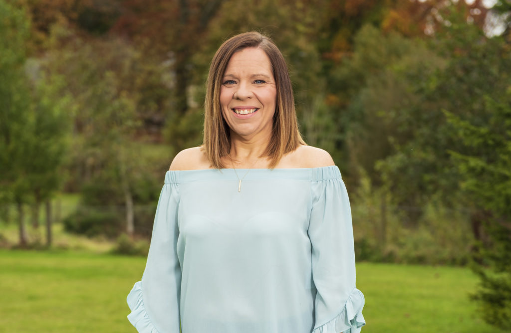 Aberdeenshire mother plans to help others steer clear of obesity after shedding half of body weight