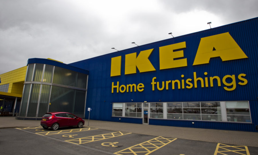 Ikea books rising UK sales amid tough climate