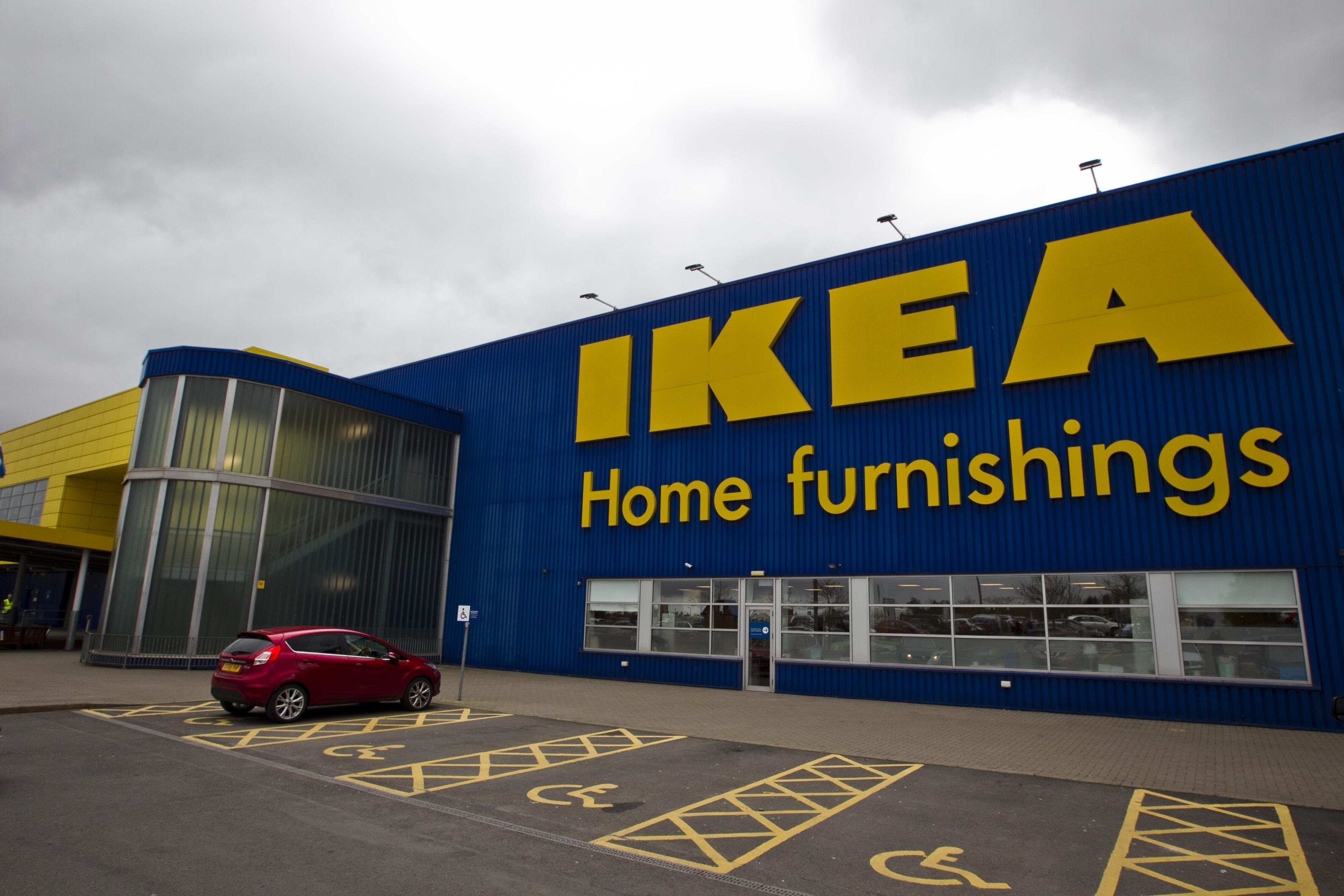 Ikea in Edinburgh (Andrew Cawley / DC Thomson)