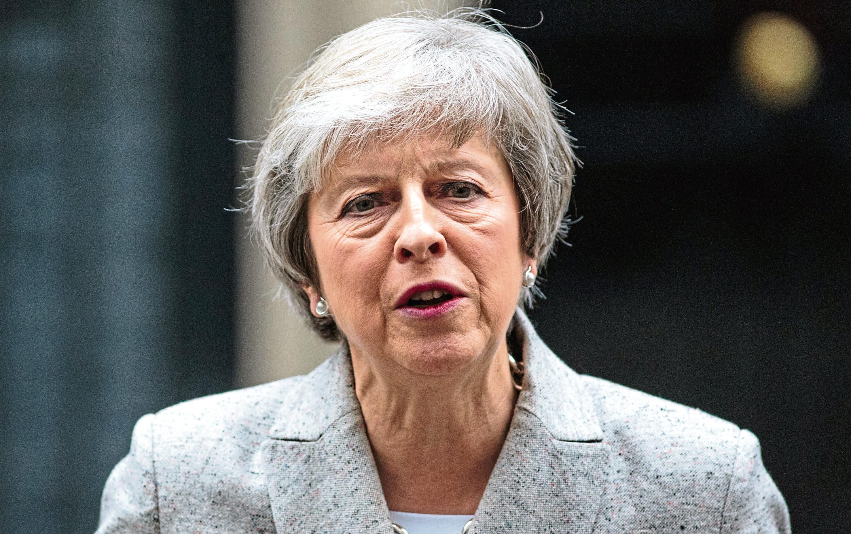 Theresa May (Jack Taylor/Getty Images)