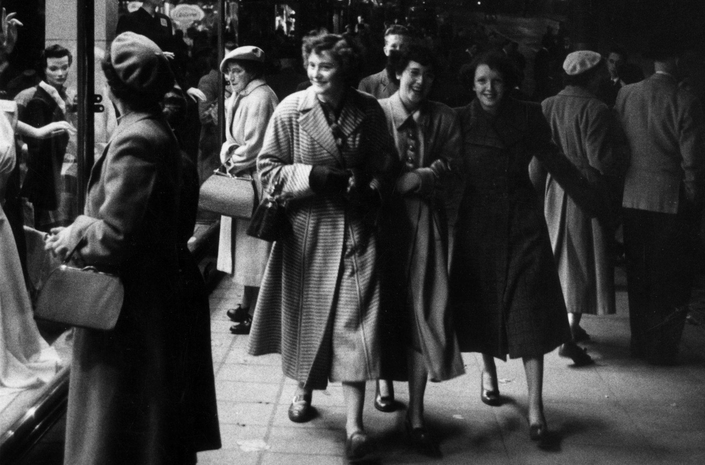 Sauchiehall Street in 1950s heyday (Getty Images)