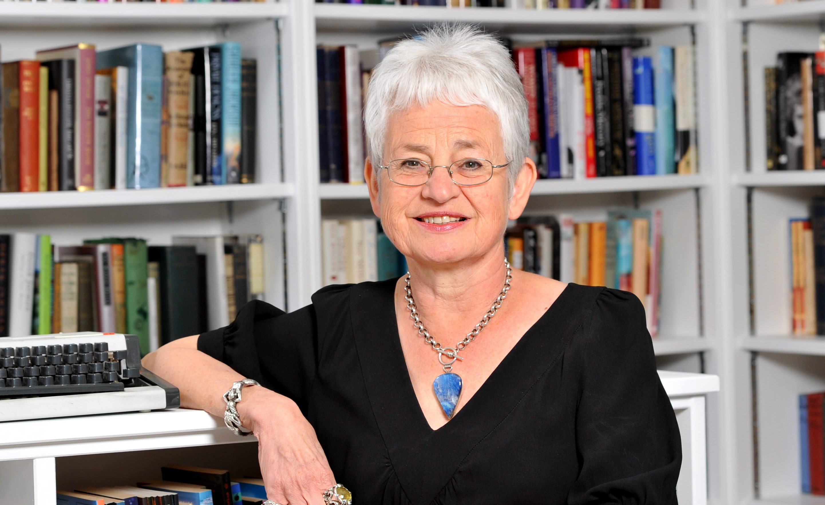 Jacqueline Wilson (James Jordan Photography)