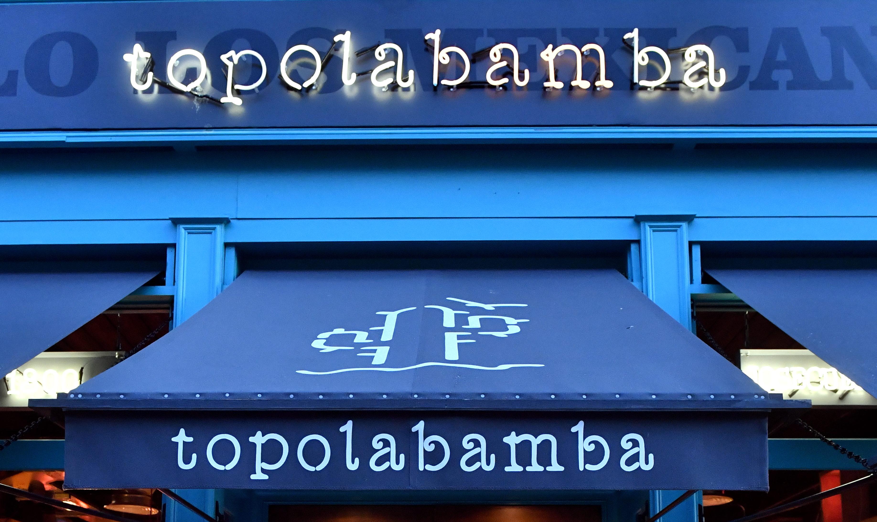 A branch of topolabamba (Kami Thomson / DC Thomson)