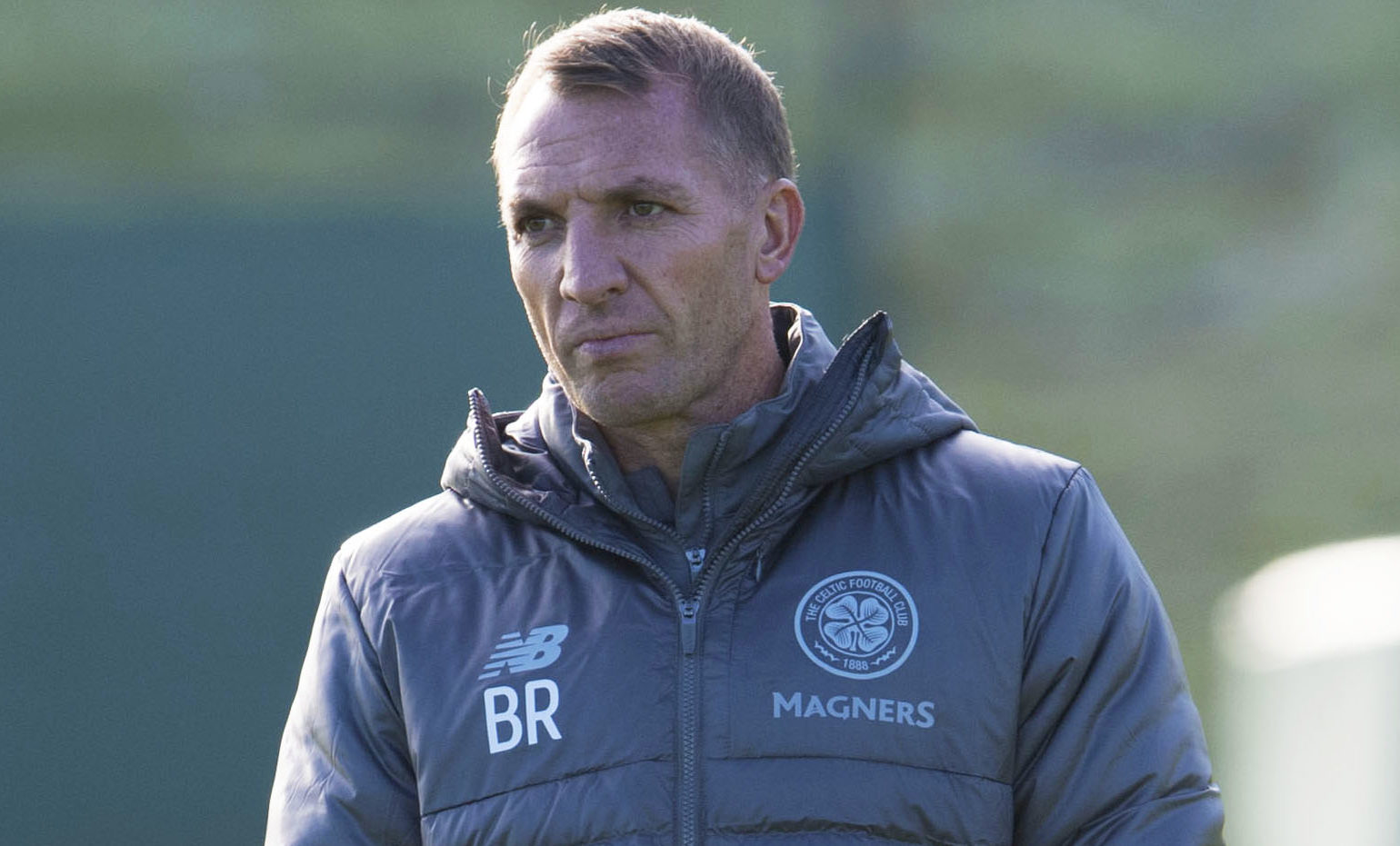 Celtic manager Brendan Rodgers (SNS Group / Craig Foy)
