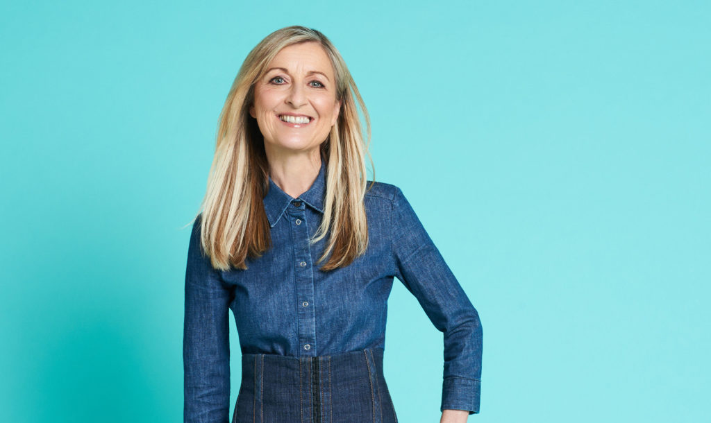 Sofa So Good Fiona Phillips Is Busier Than Ever 10 Years