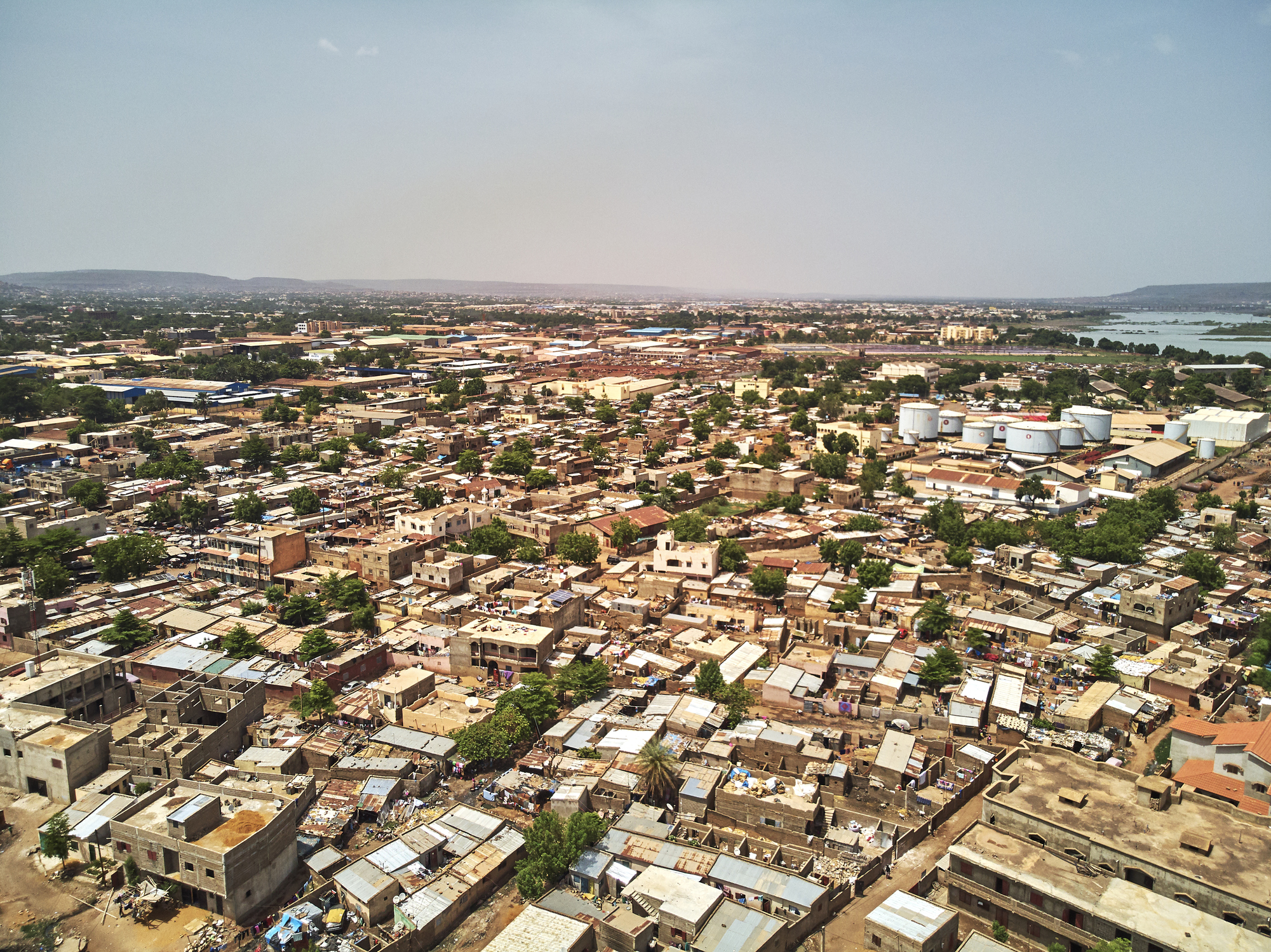 Bamako, the capital and largest city of Mali (Getty Images)
