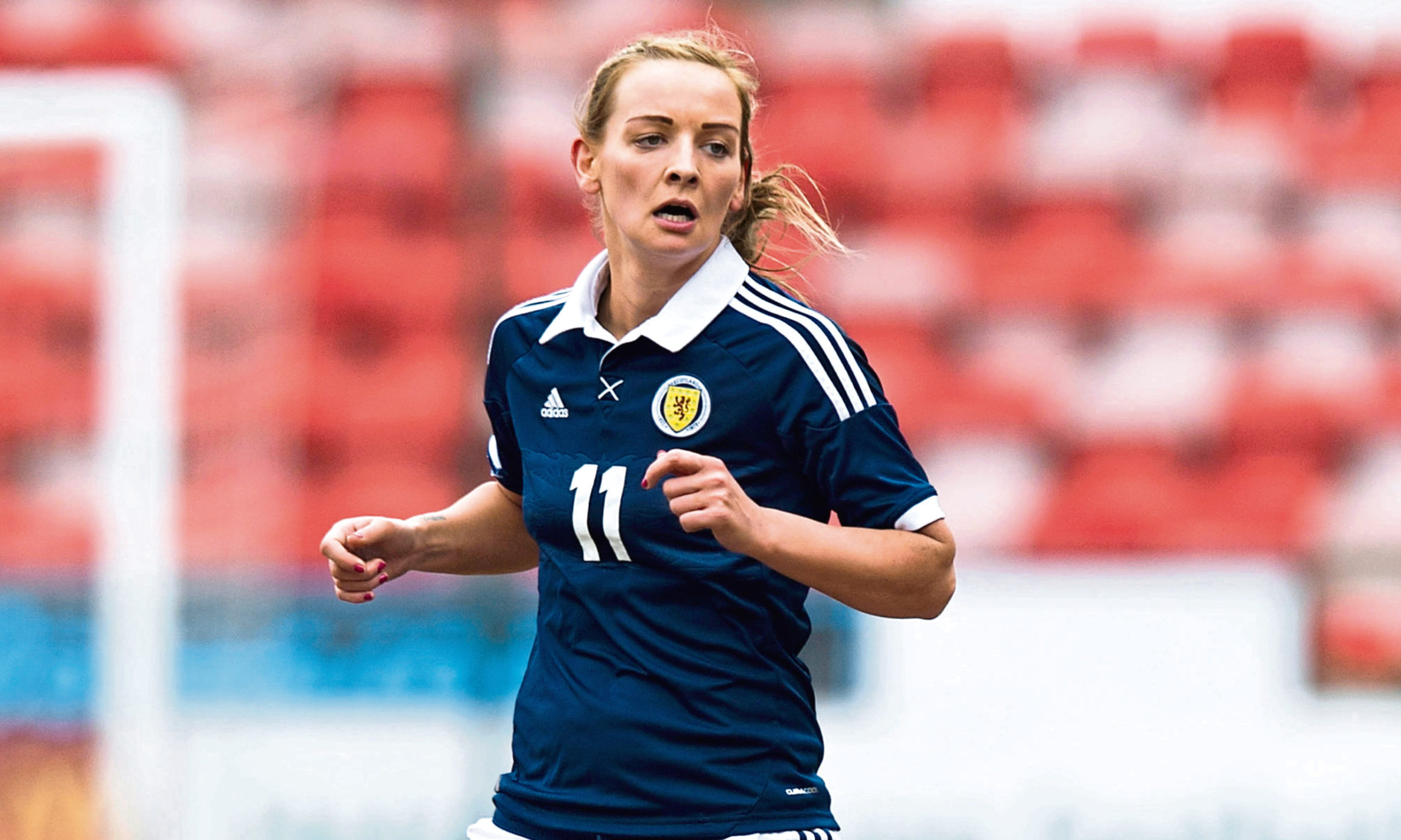 sale retailer 870f1 6fa23 Former Scotland star Suzanne Winters: There's no way Luka ...