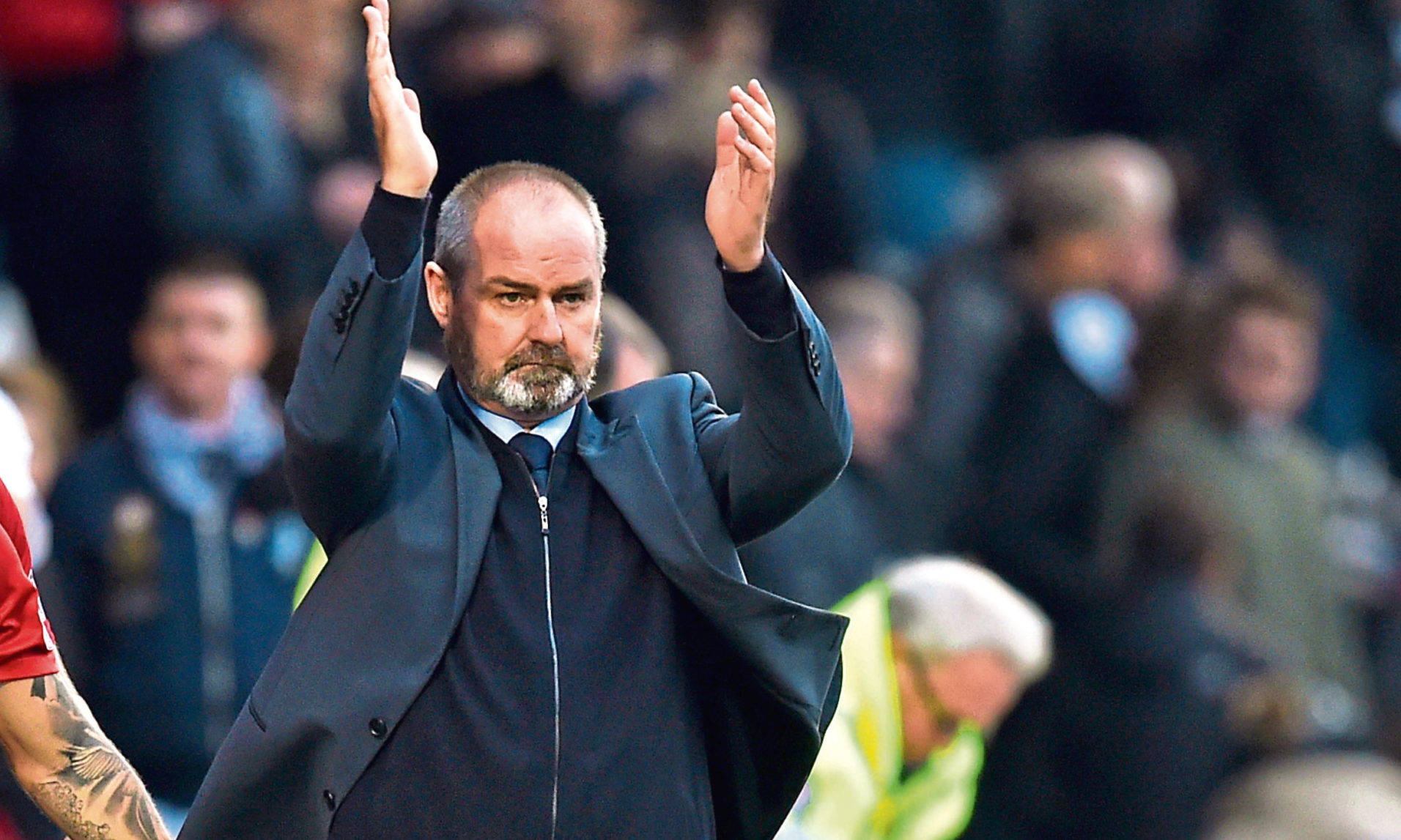 Steve Clarke has done an amazing job at Rugby Park (SNS Group)