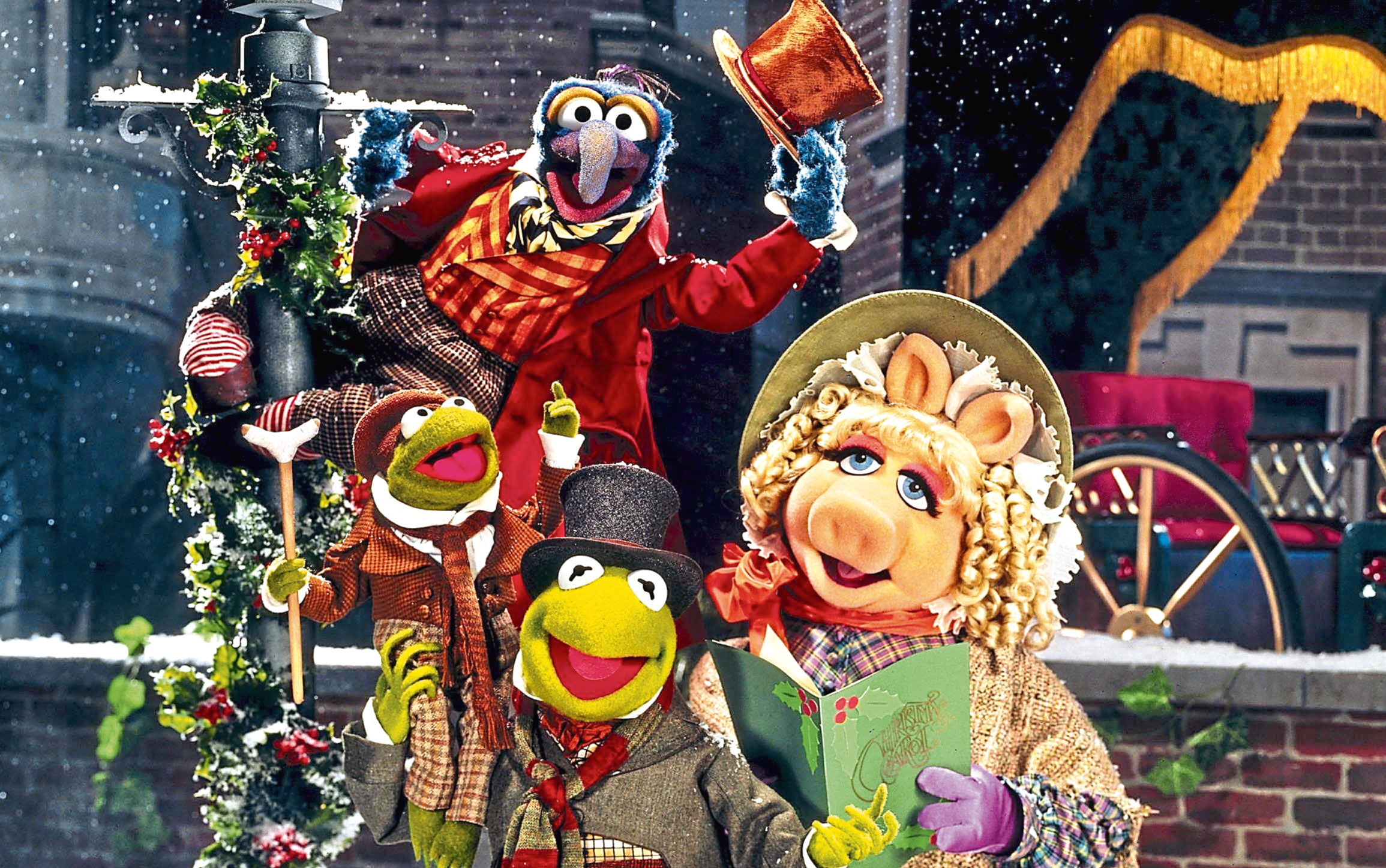 The Muppet Christmas Carol (Allstar/DISNEY)