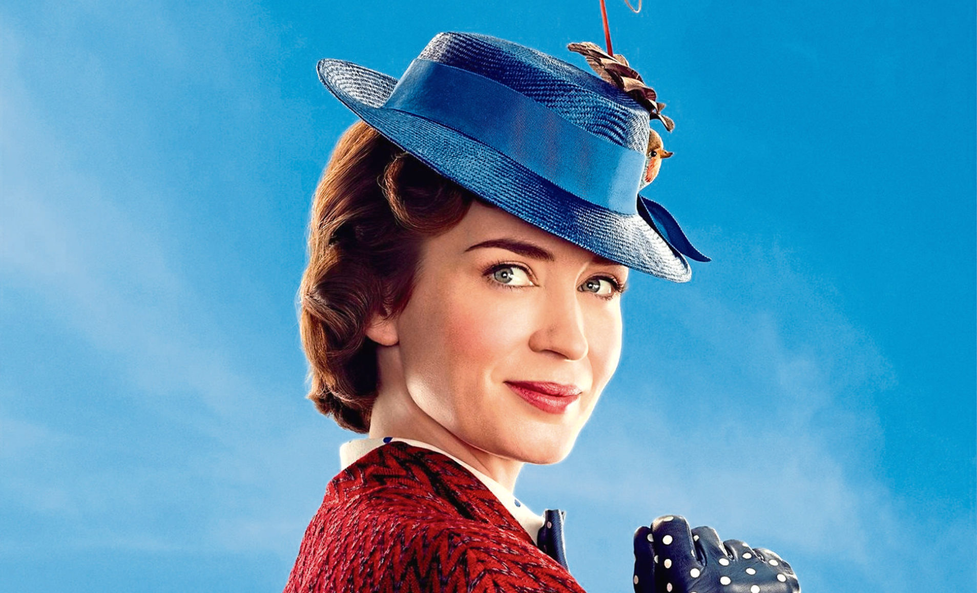 Emily Blunt as Mary Poppins (Allstar/WALT DISNEY PICTURES)