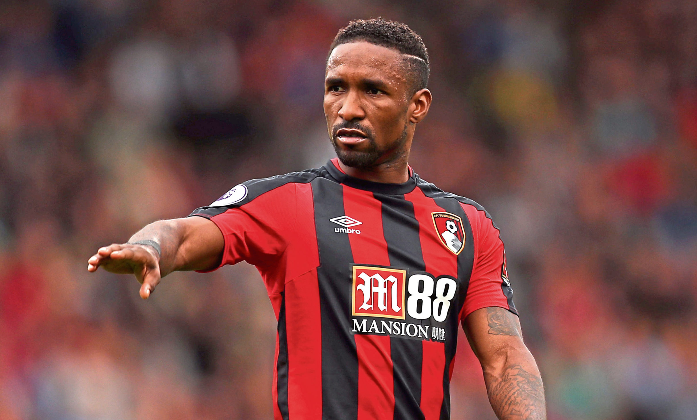 Bournemouth's Jermain Defoe (Simon Cooper/PA Wire)