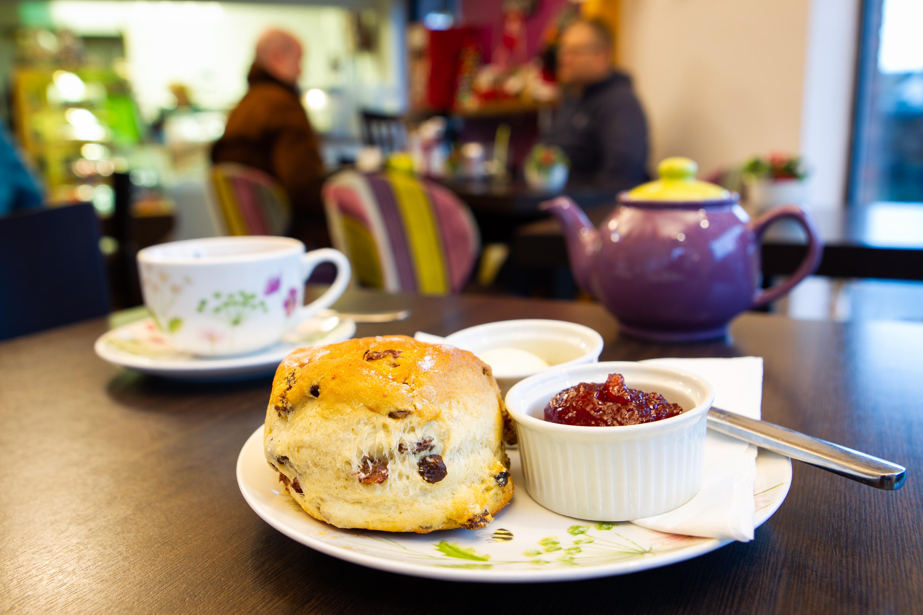 Cafe Torino, Bishopbriggs, Glasgow. (Andrew Cawley).