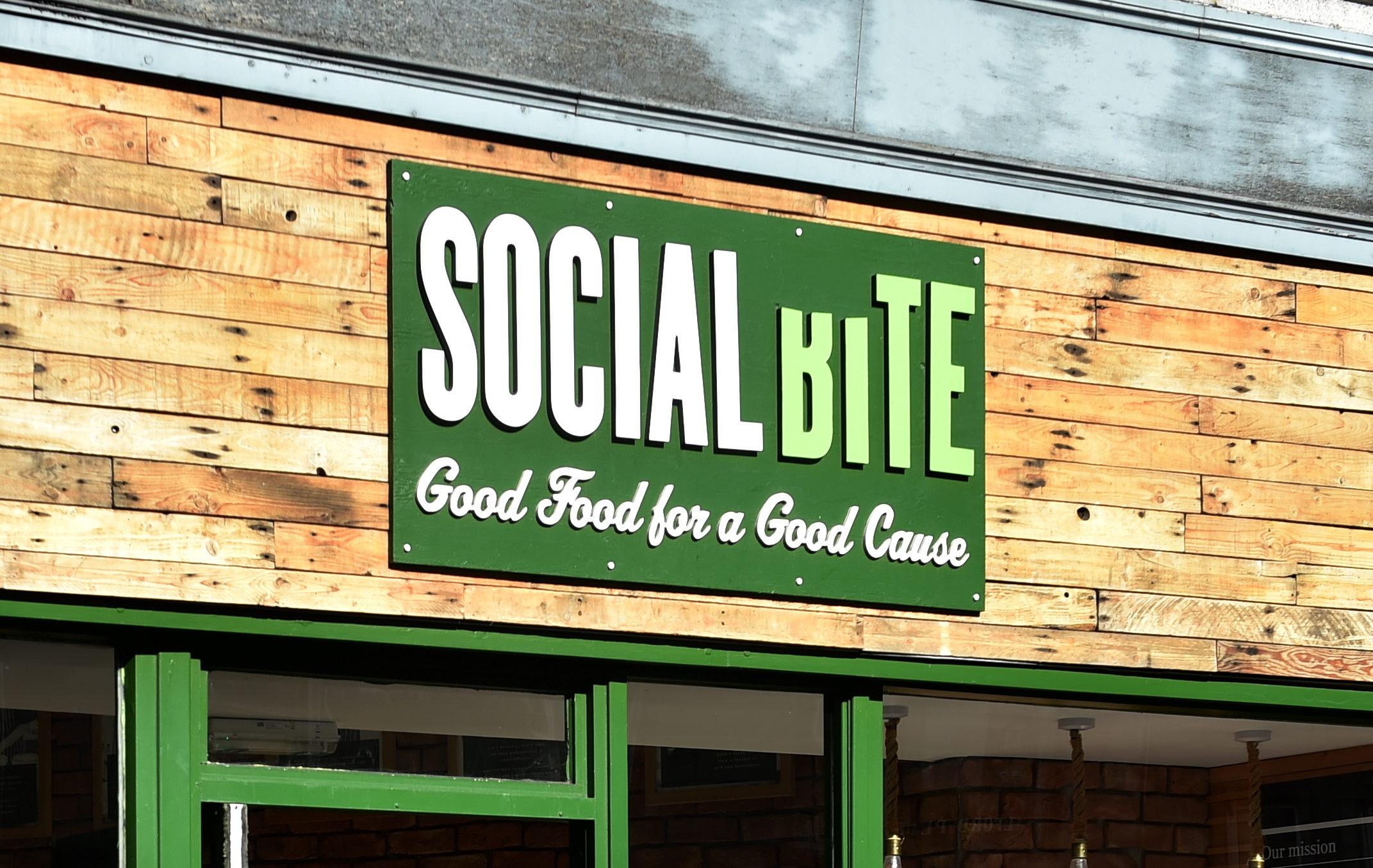 Social Bite (Kenny Elrick / DC Thomson)