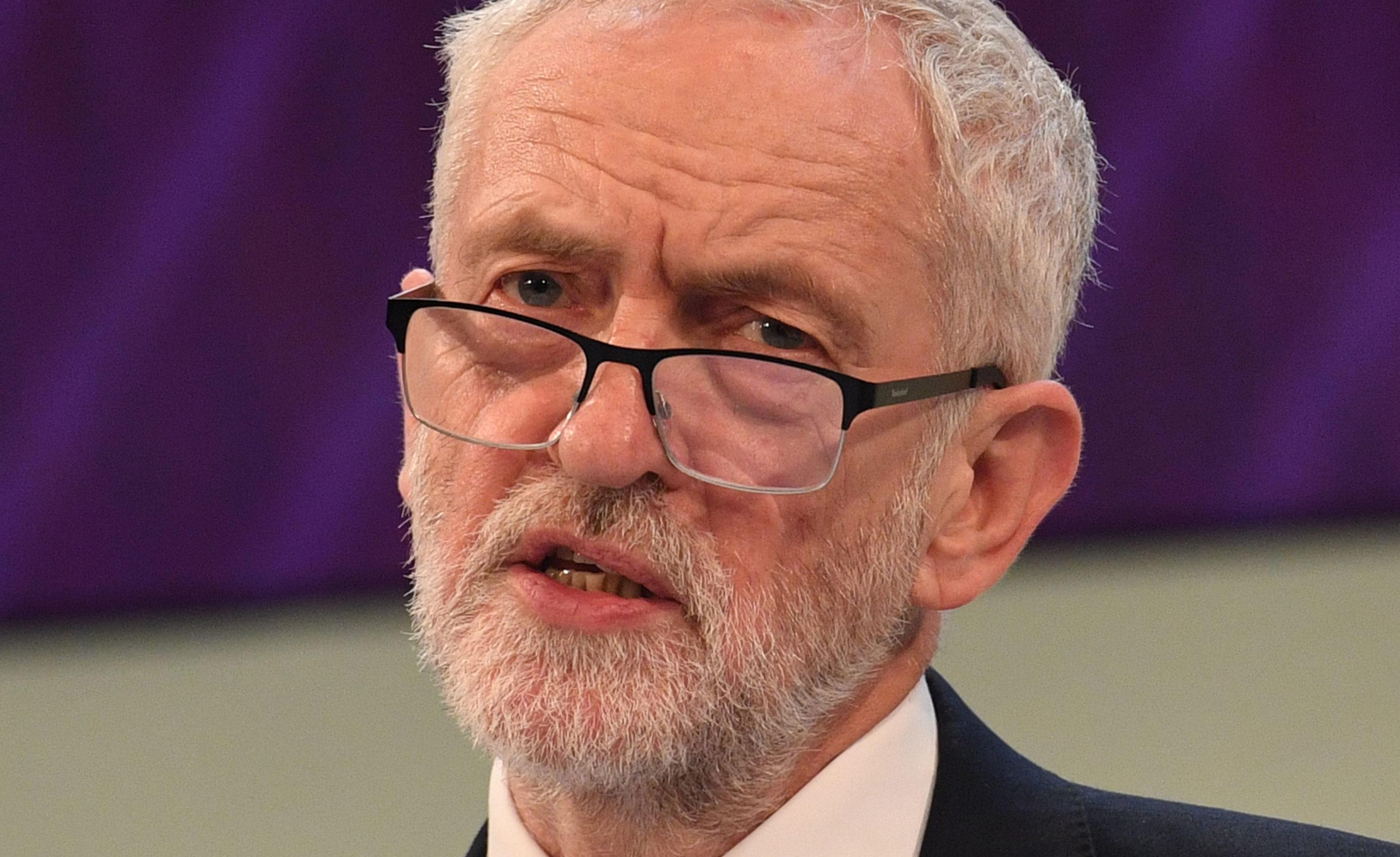 Jeremy Corbyn (Stefan Rousseau/PA Wire)