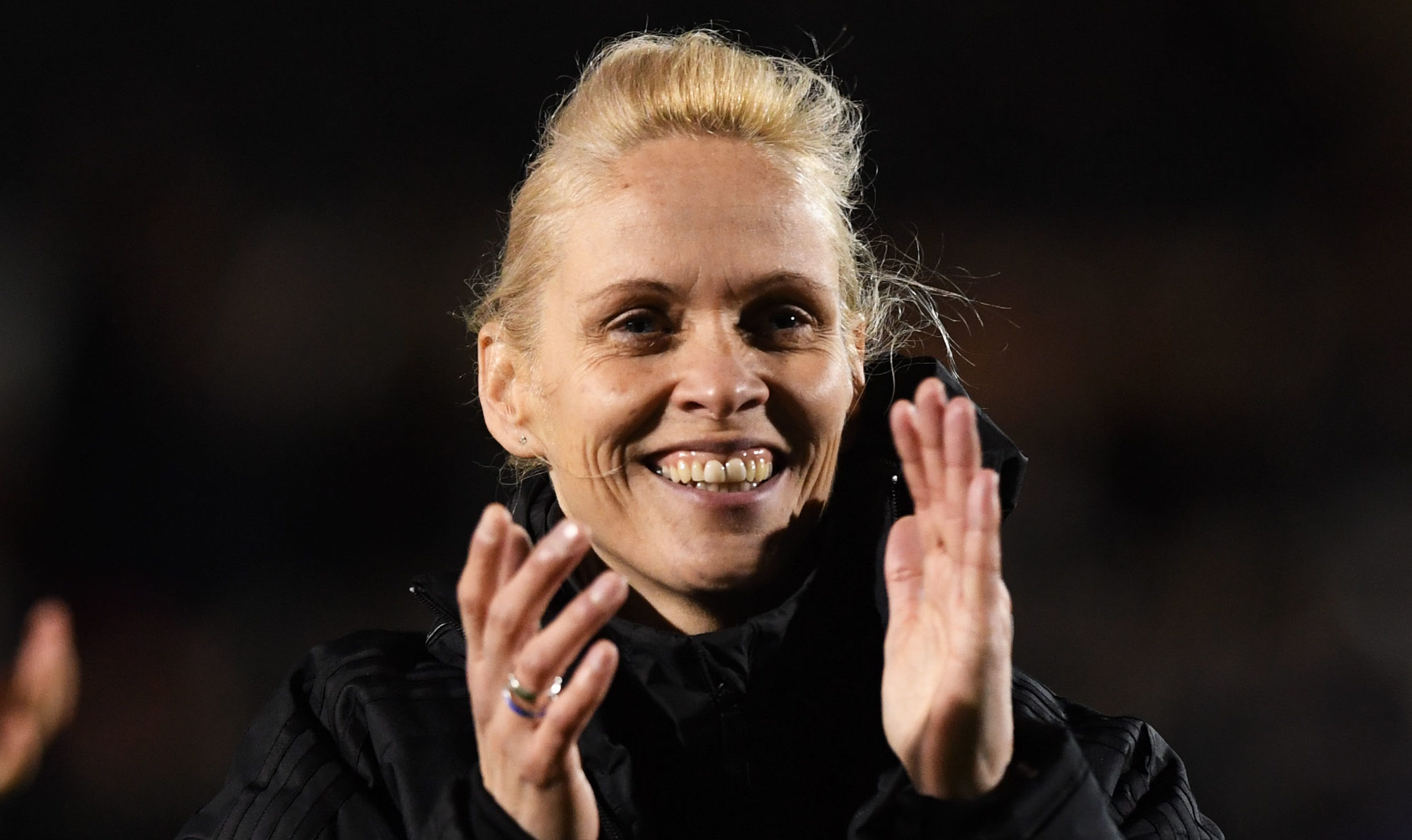 Scotland Manager Shelley Kerr (SNS Group)
