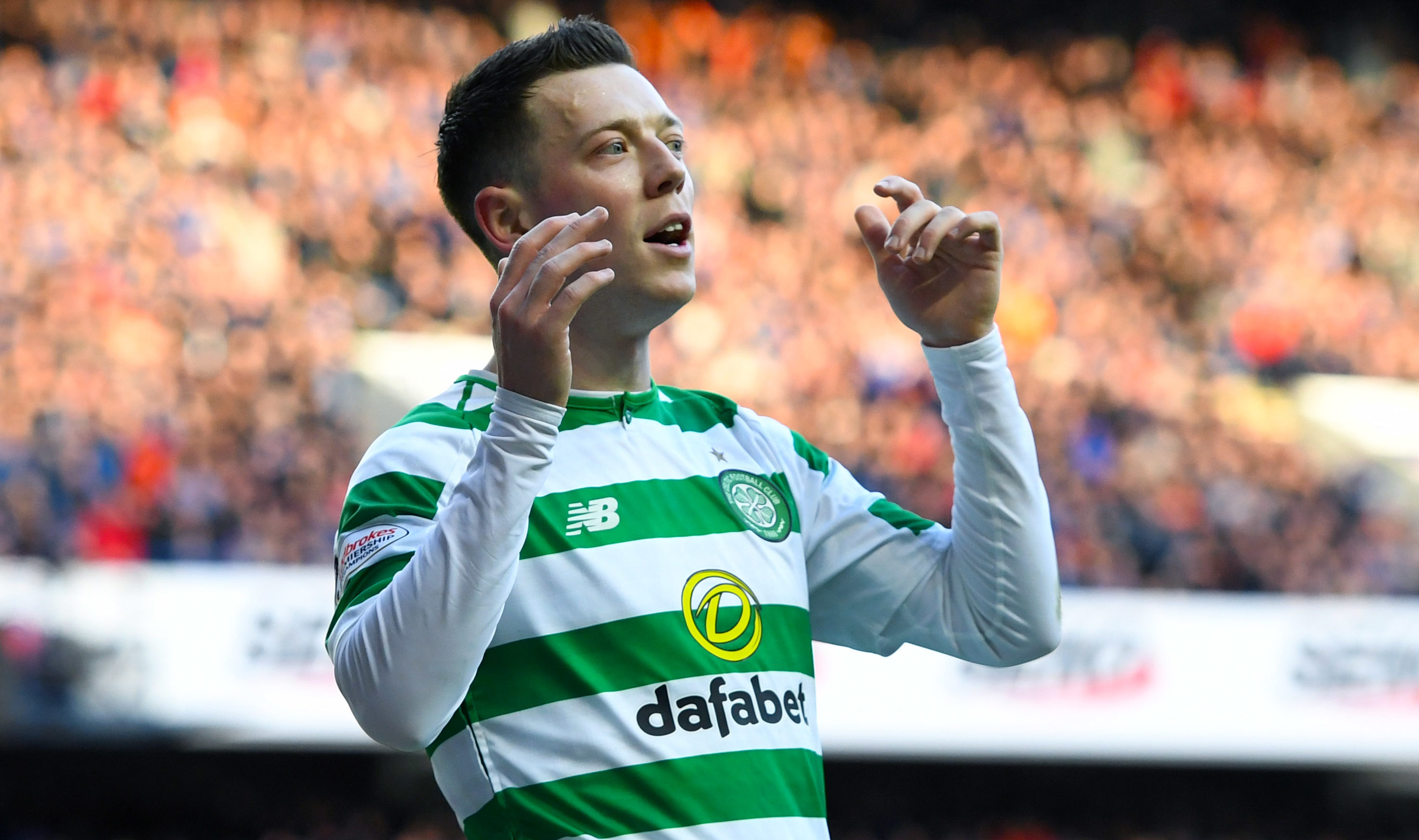 Celtic star Callum McGregor (SNS Group)
