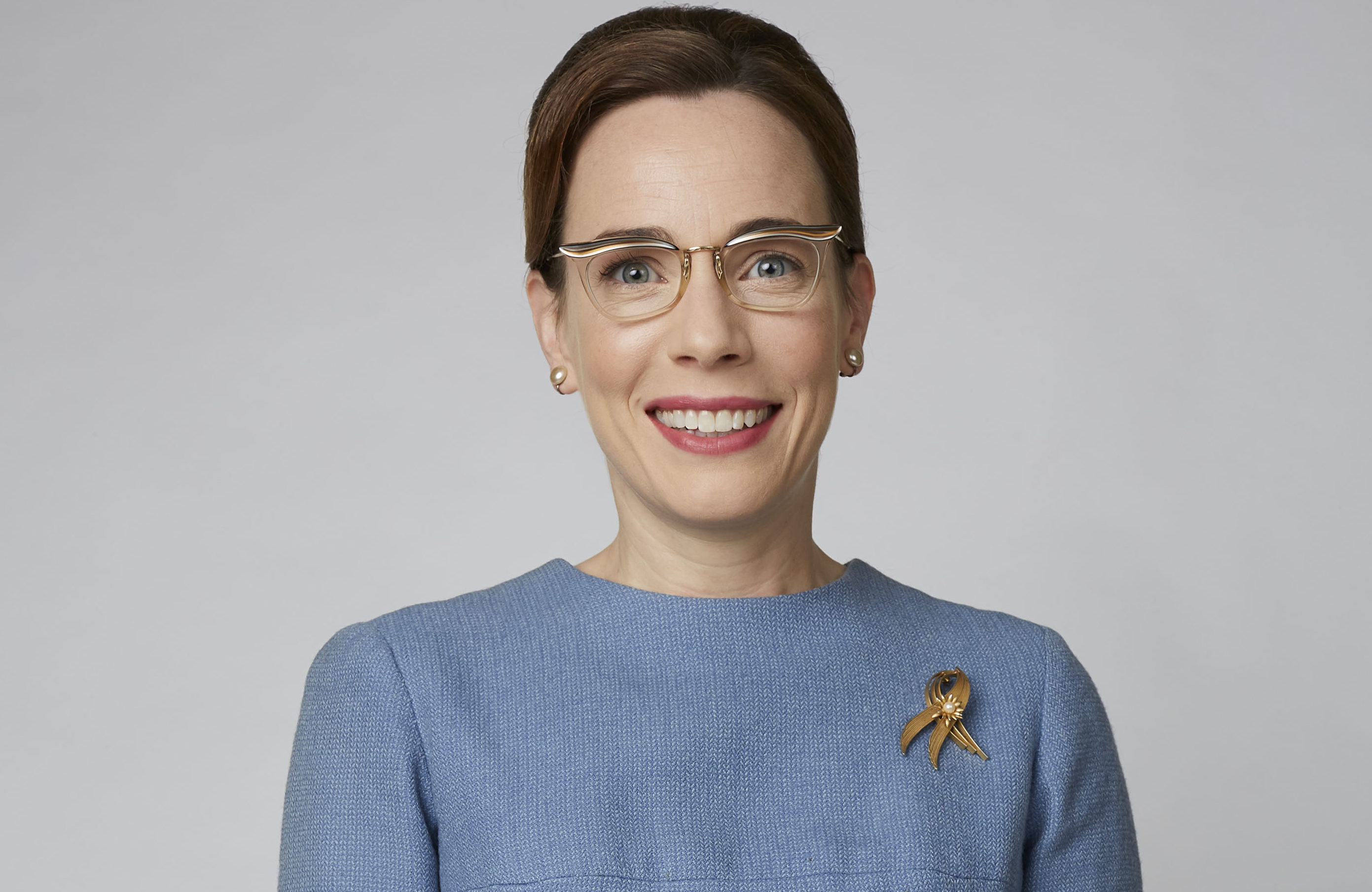 Laura Main in Call The Midwife (Neal Street Productions / Nicky Johnston)
