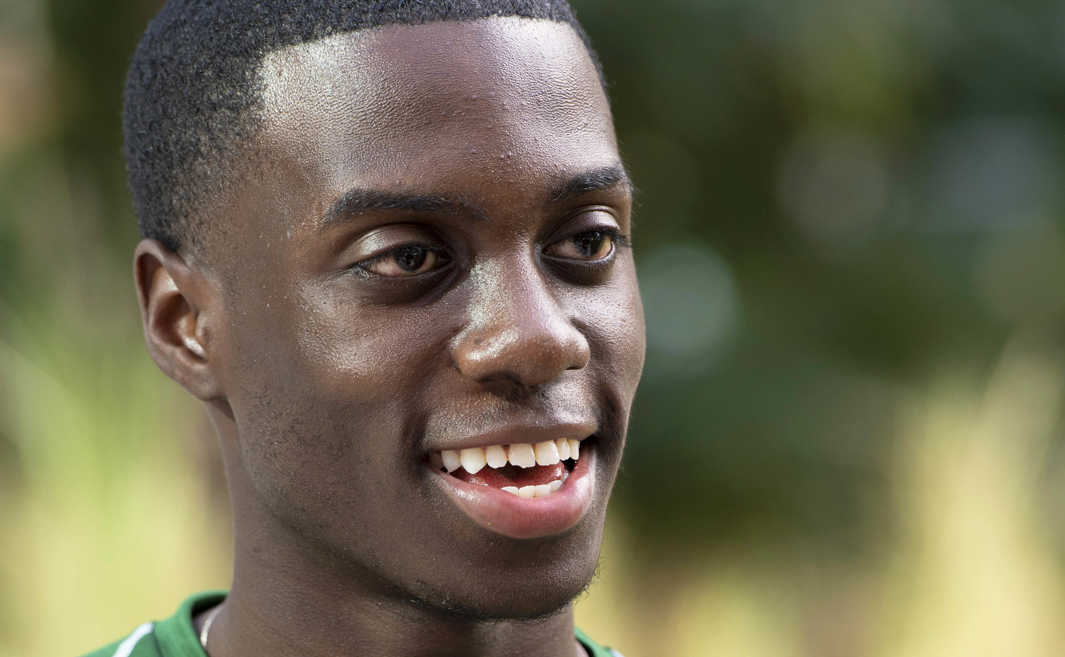 Celtic's Timothy Weah (SNS Group)