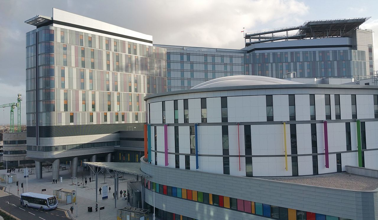 Queen Elizabeth University Hospital, Glasgow