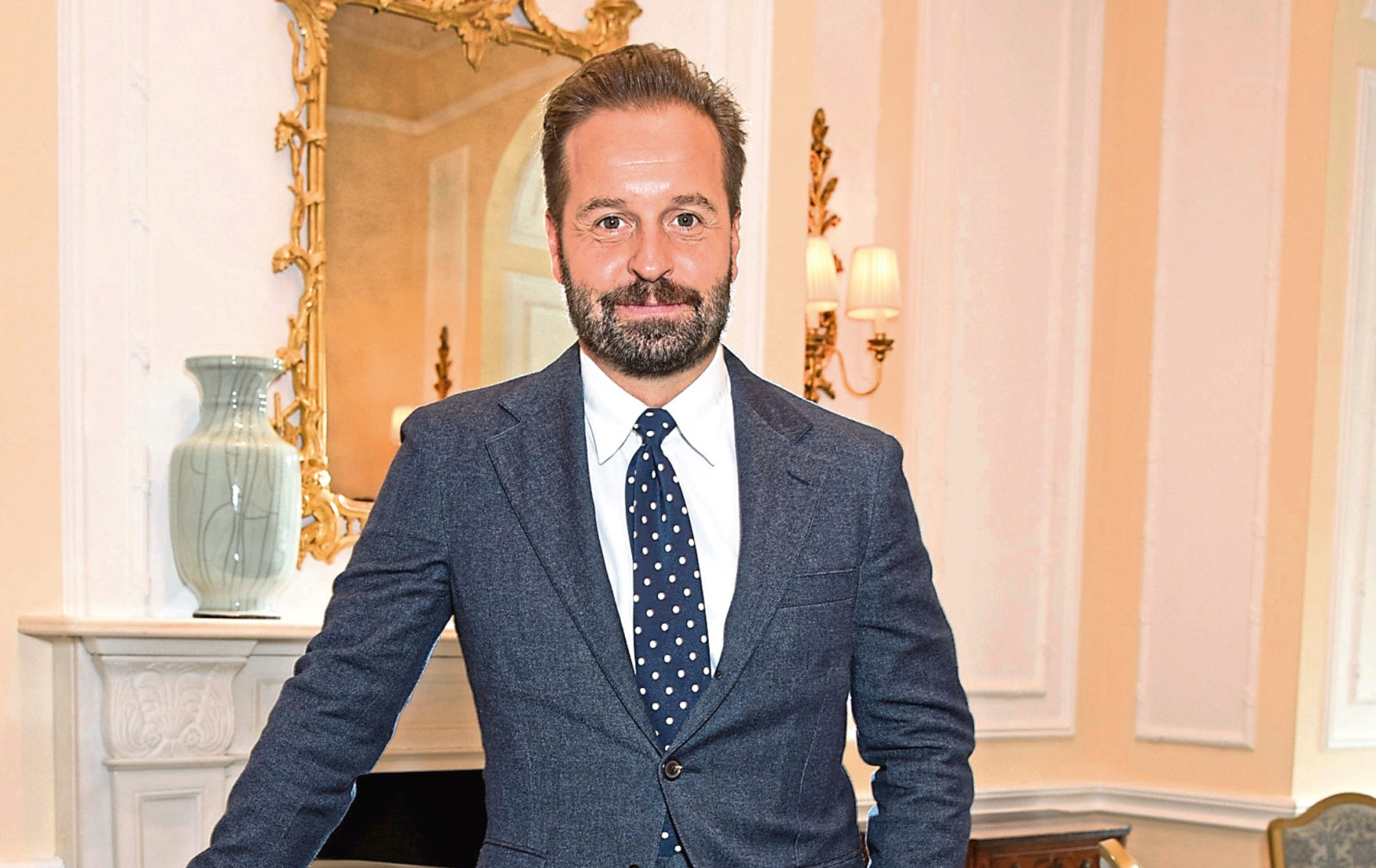 Alfie Boe on adding a string of 30s and 40s hits to his
