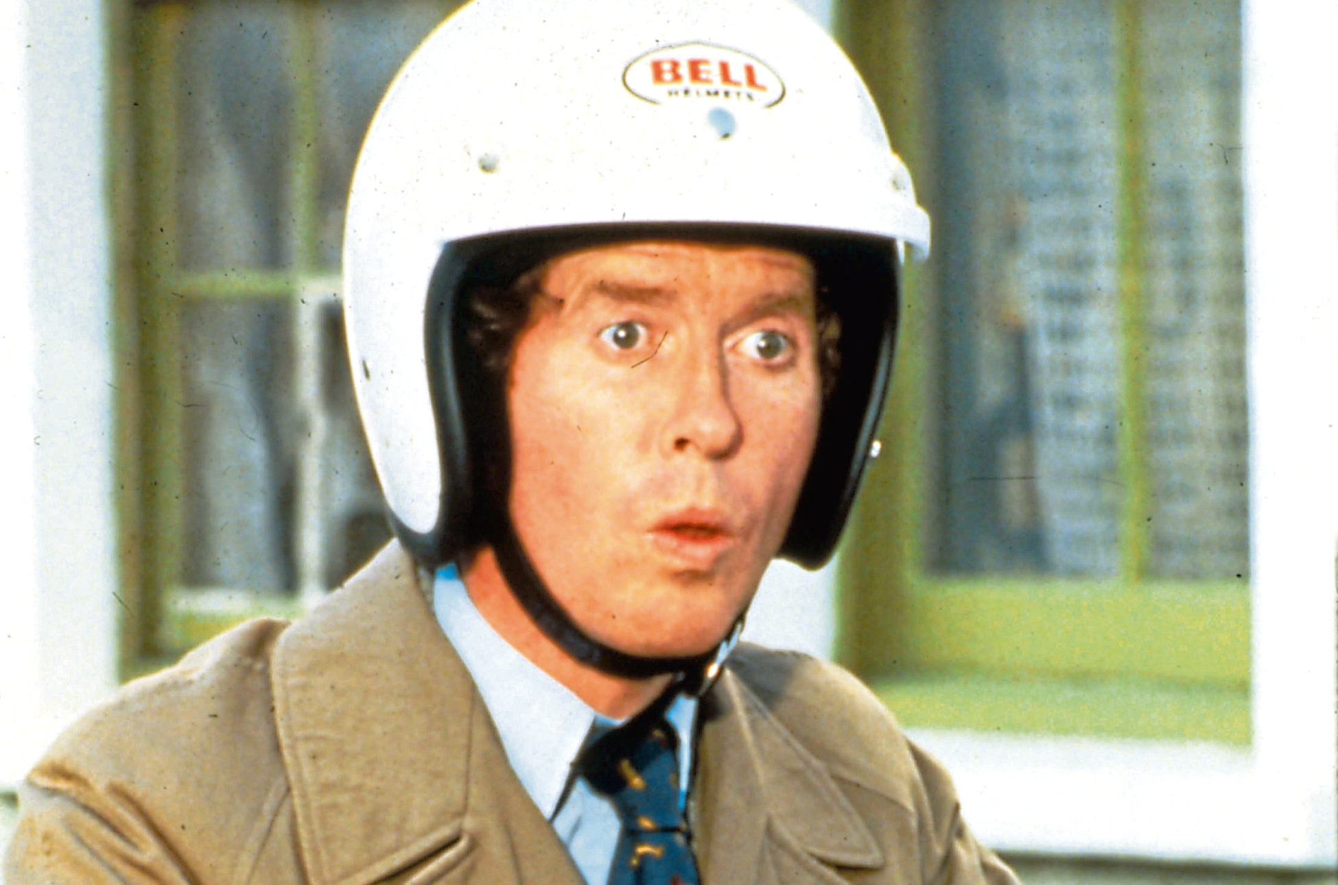 Michael Crawford as Frank (Moviestore/REX/Shutterstock)
