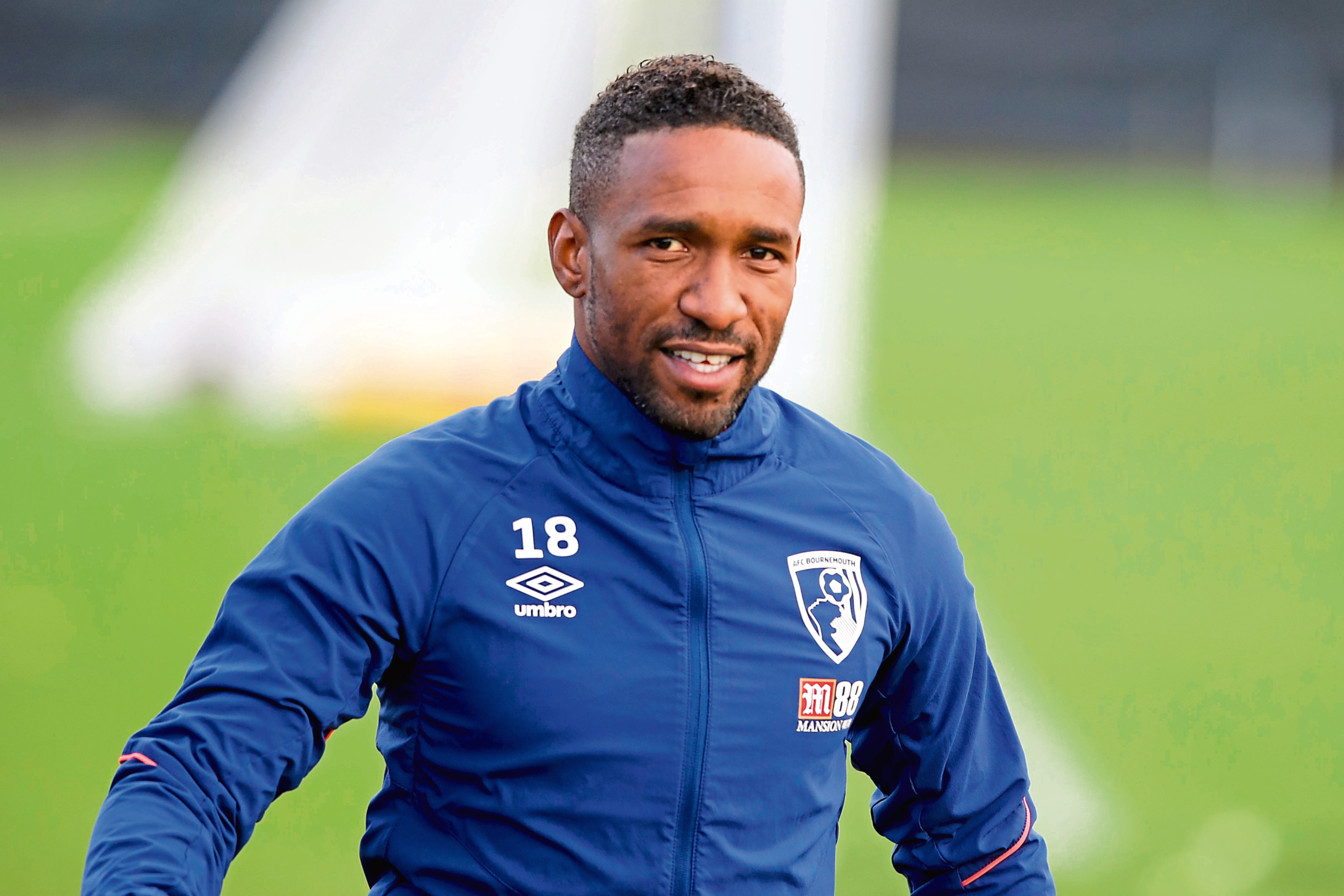 Jermain Defoe (AFC Bournemouth via Getty Images)