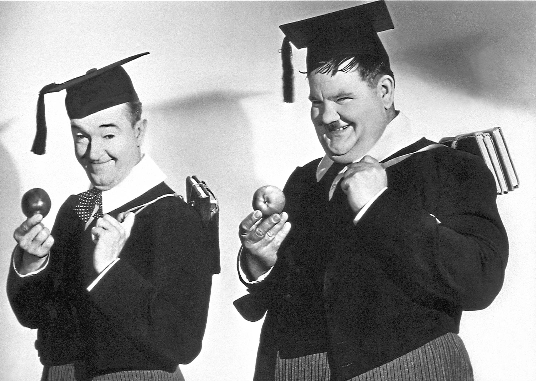 Laurel & Hardy, 1940 (Allstar/HAL ROACH STUDIOS)
