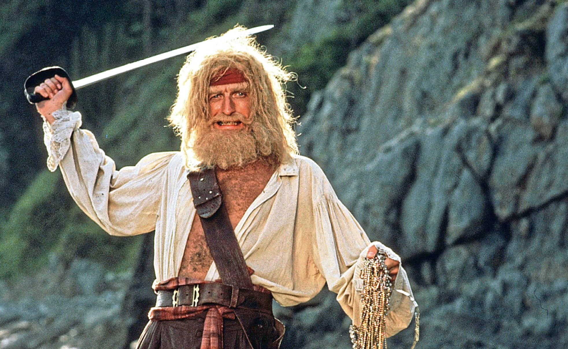Graham Chapman in Yellowbeard (Allstar/ORION)