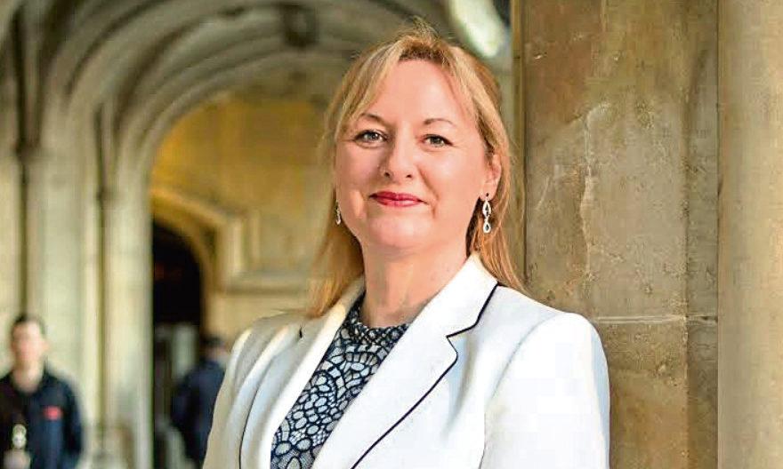 East Kilbride, Strathaven and Lesmahagow MP Dr Lisa Cameron (Irfan Rabbani)