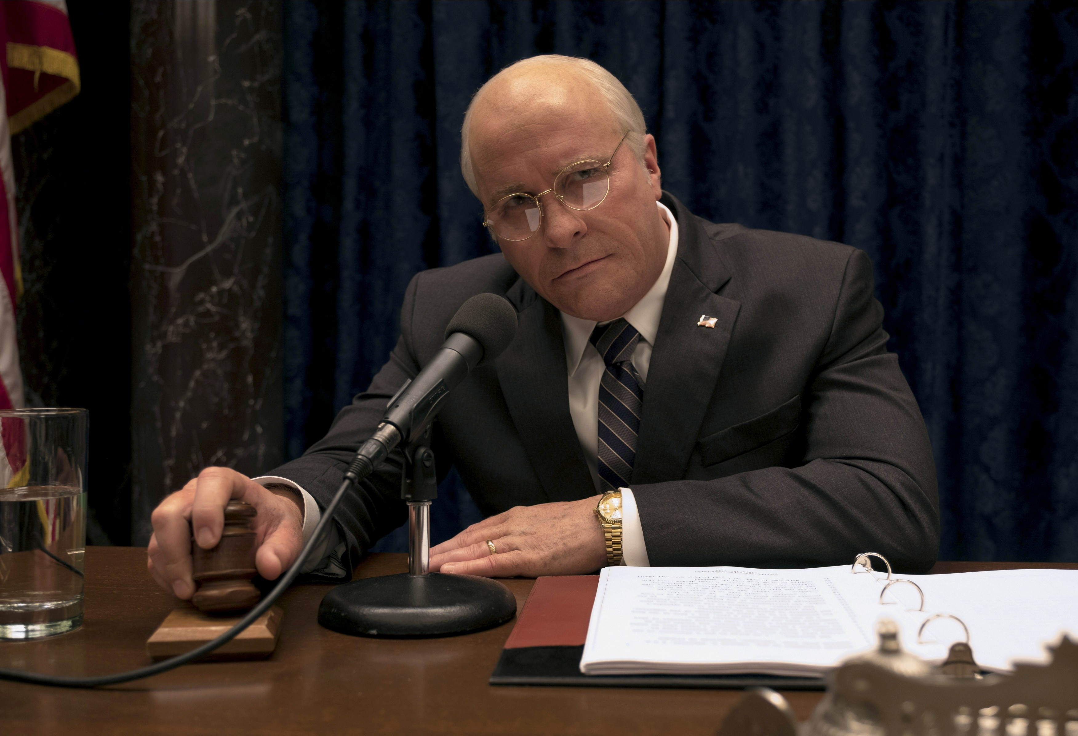 Christian Bale in Vice (Allstar/ANNAPURNA PICTURES)